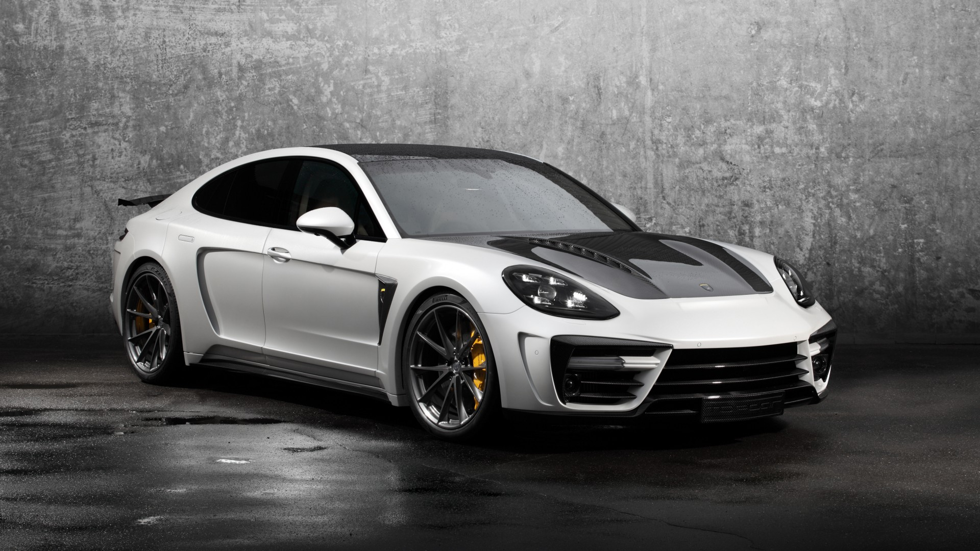 2017 Topcar Porsche Panamera Stingray Gtr 4k Wallpaper Hd Car Wallpapers Id 7916