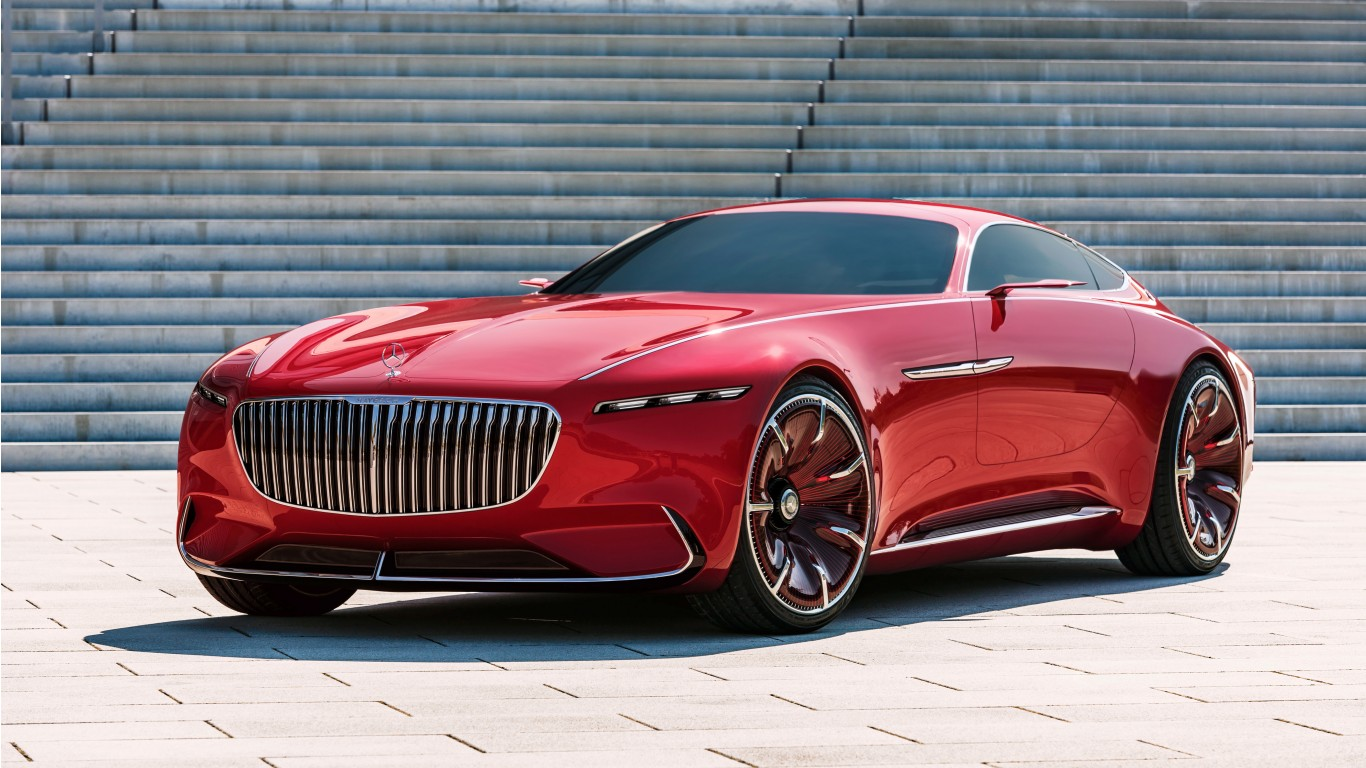 2017 vision mercedes maybach 6 wallpaper hd car for Mercedes benz maybach 6 price