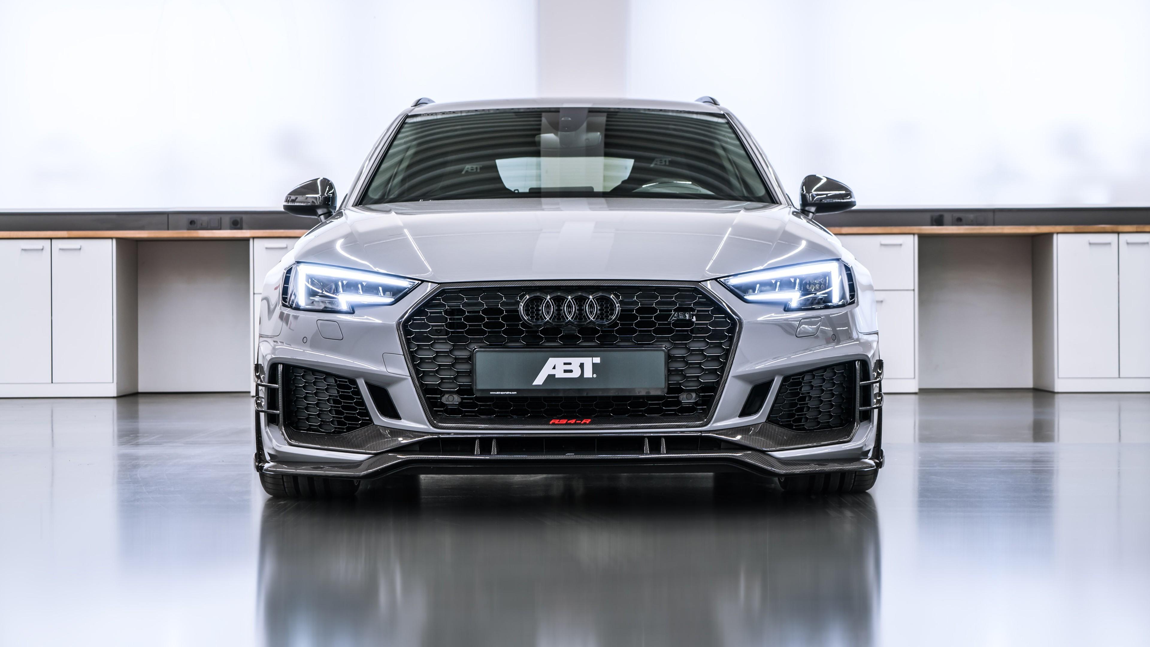 2018 Abt Audi Rs4 R Avant 4k Wallpaper Hd Car Wallpapers Id 9767
