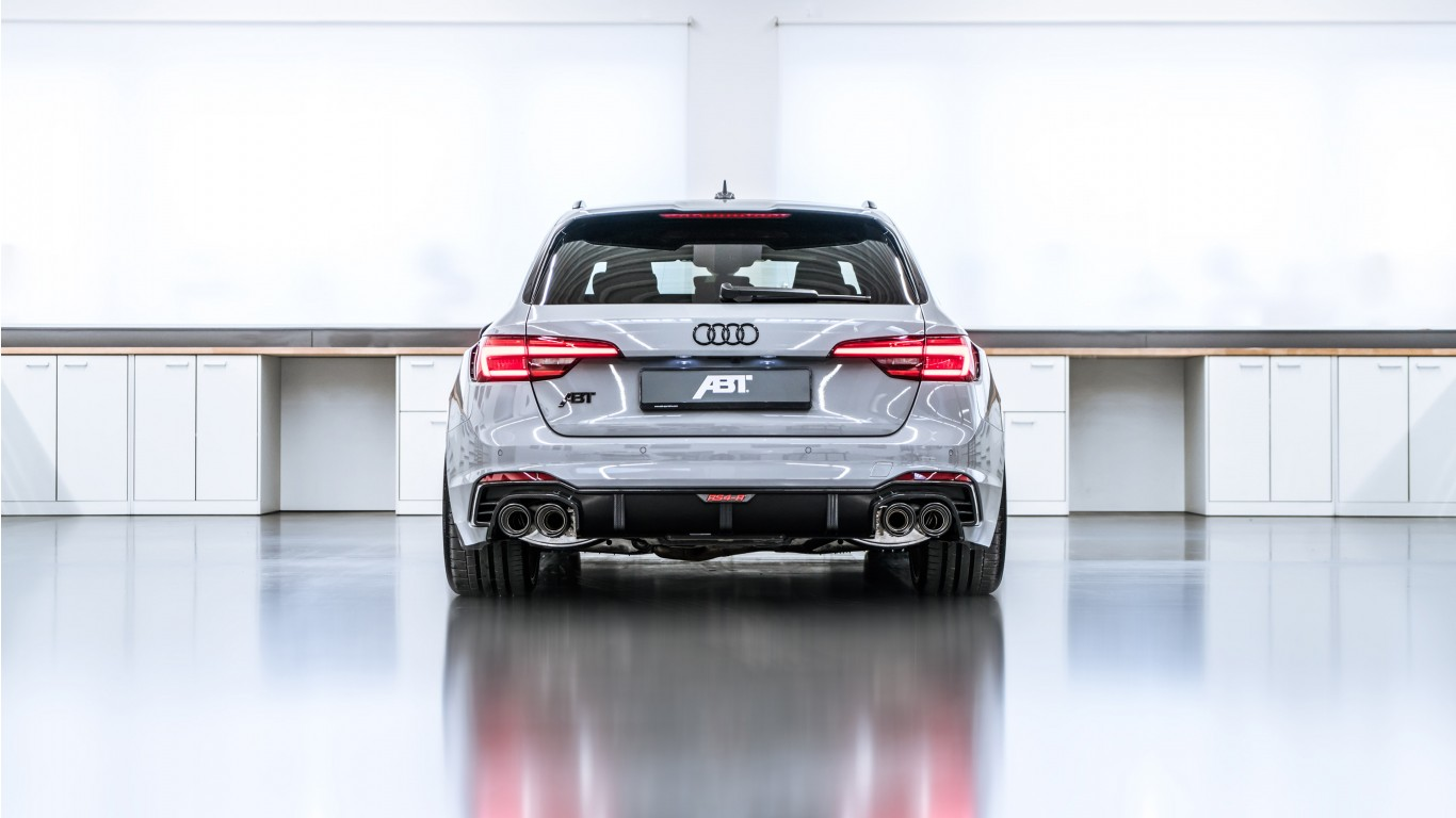 Audi A3 Sedan >> 2018 ABT Audi RS4 R Avant 4K 3 Wallpaper | HD Car Wallpapers | ID #9771