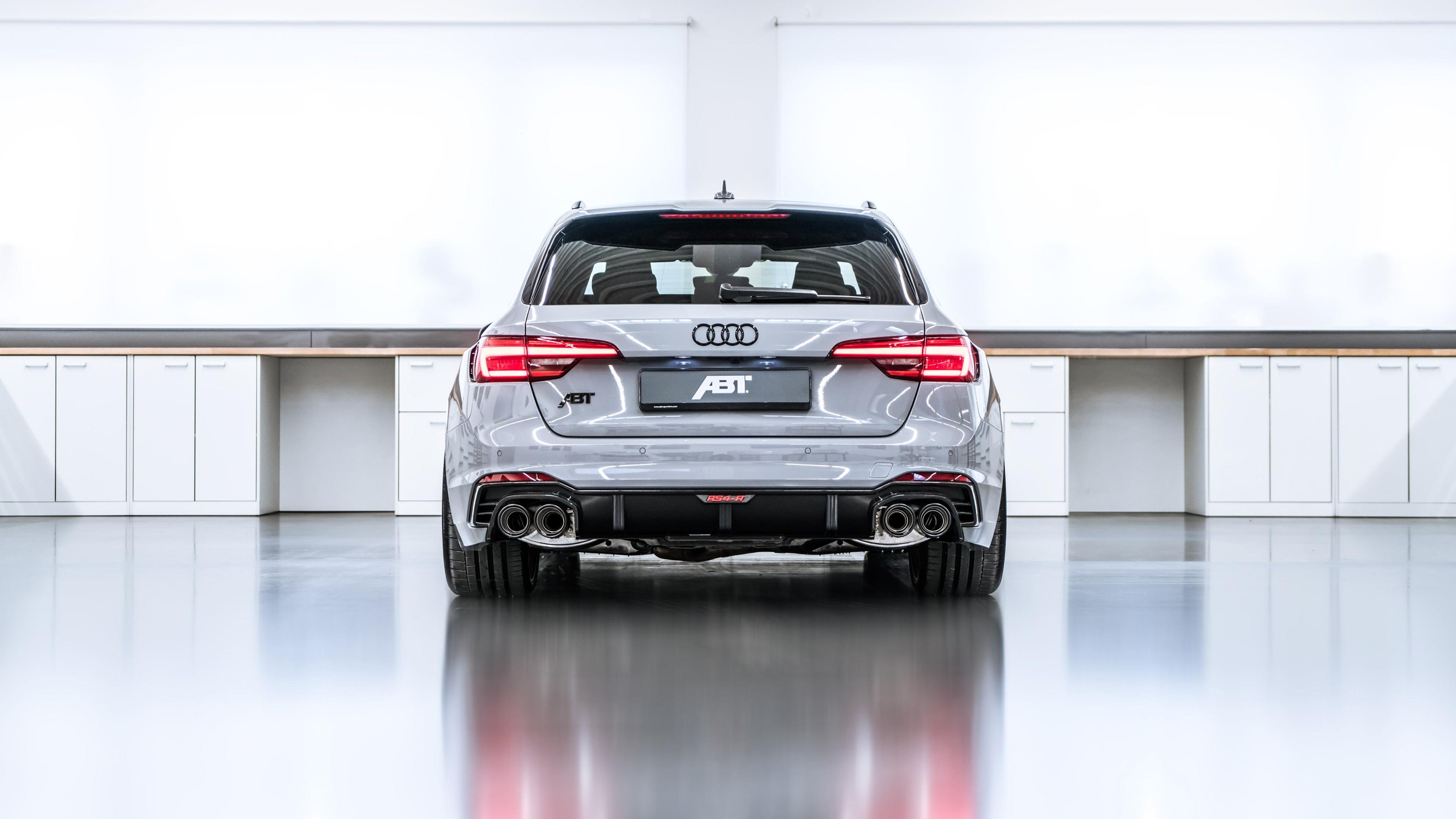 2018 Abt Audi Rs4 R Avant 4k 3 Wallpaper Hd Car Wallpapers Id 9771
