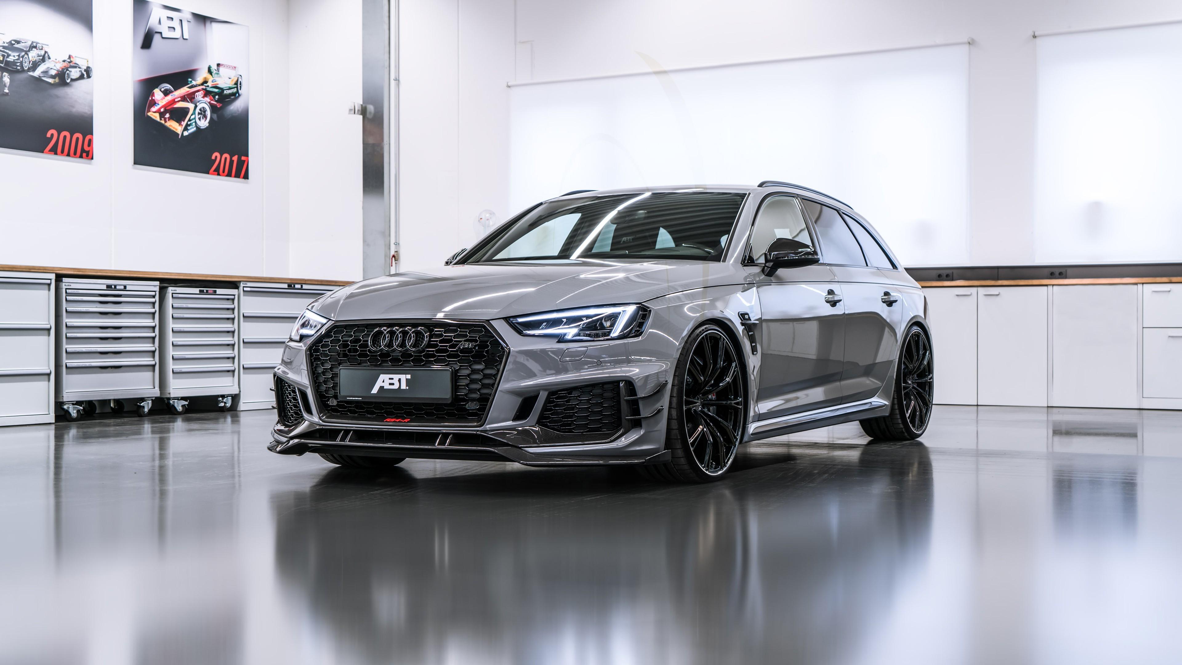 2018 Abt Audi Rs4 R Avant 4k 4 Wallpaper Hd Car Wallpapers Id 9775