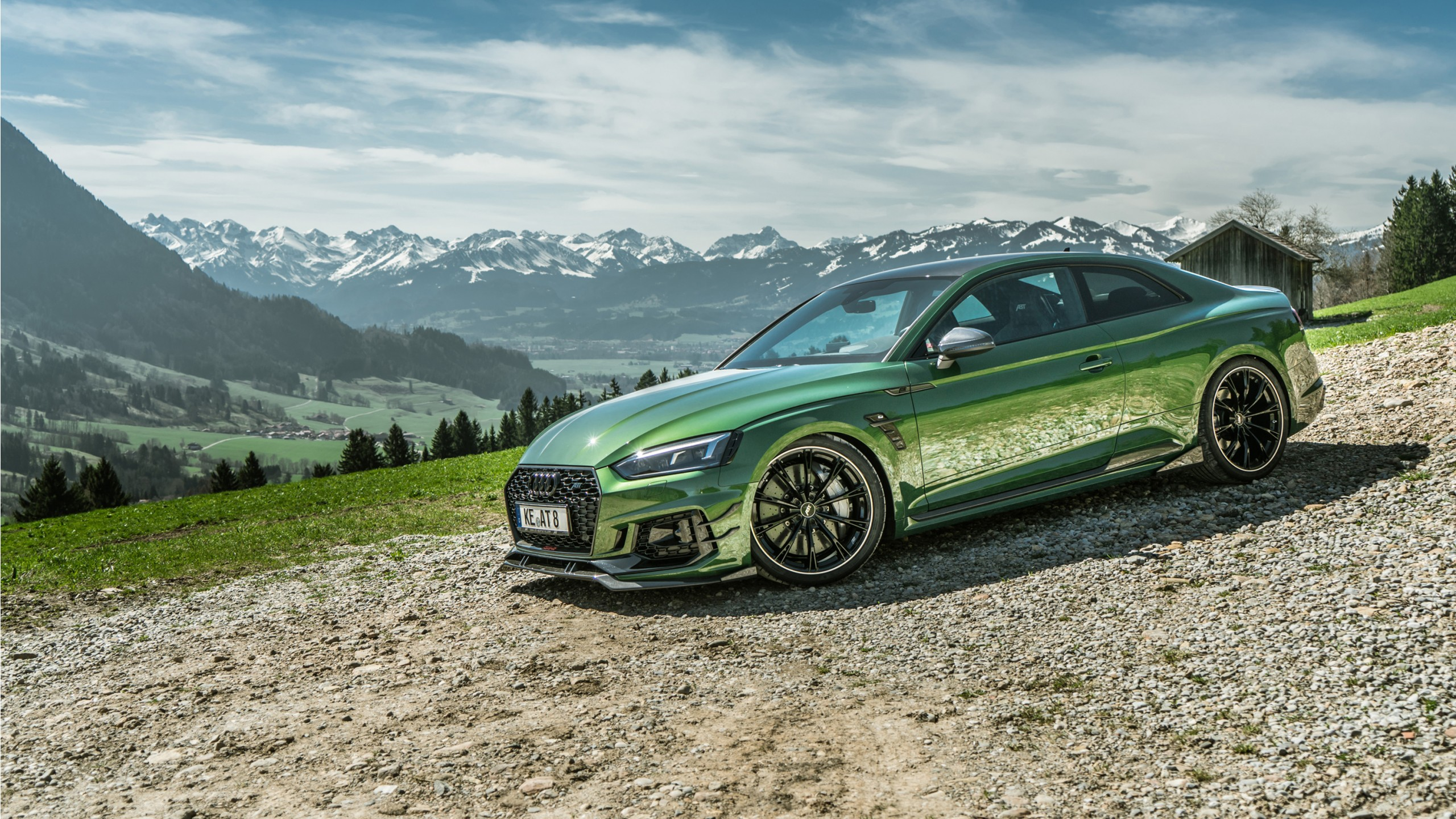 2018 ABT Audi RS5 R Coupe Wallpaper | HD Car Wallpapers | ID #10268