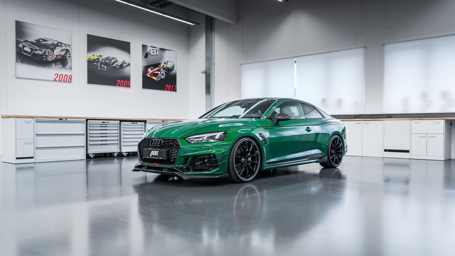2018 ABT Audi RS 5 R Coupe 4K 5 Wallpaper | HD Car ...