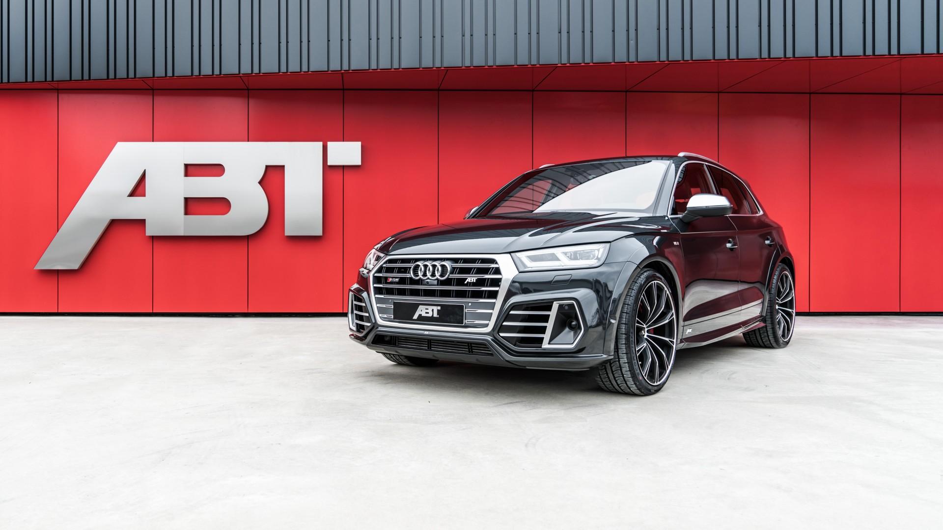 2018 ABT Audi SQ5 Widebody 4K Wallpaper   HD Car ...