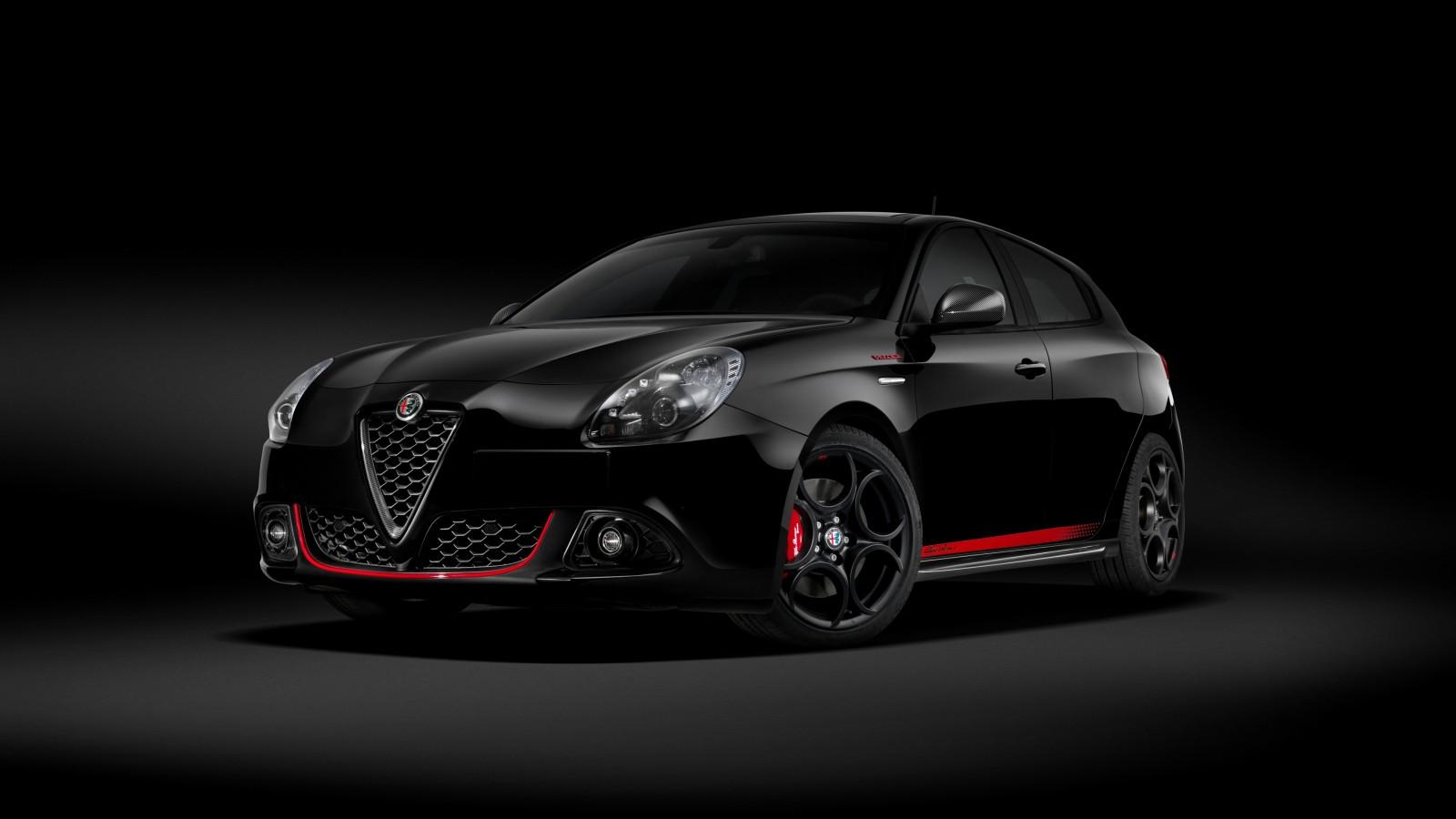 2018 Alfa Romeo Giulietta Veloce 4K Wallpaper | HD Car ...