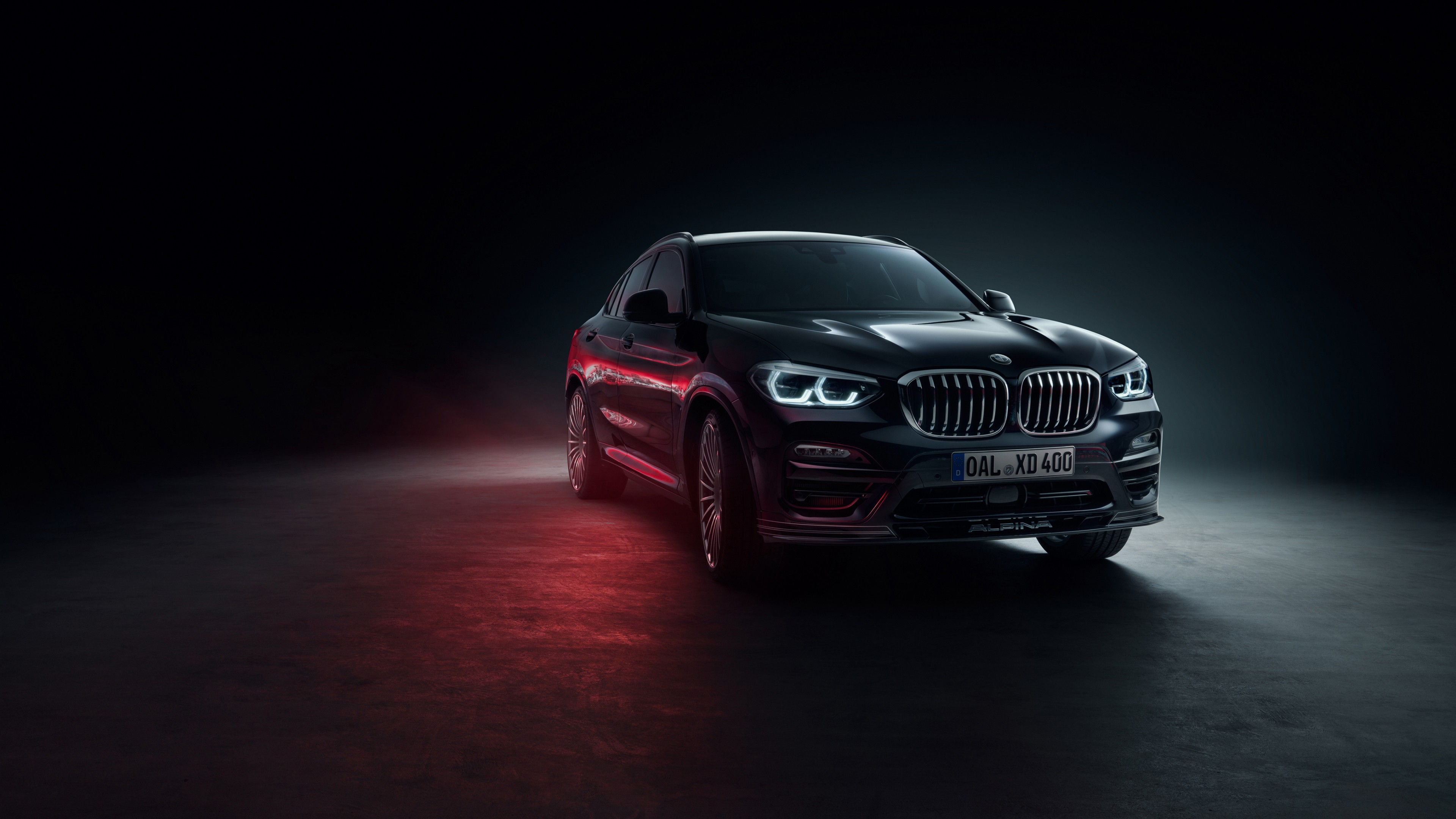 2018 Alpina Bmw Xd4 Allrad 4k 4 Wallpaper Hd Car