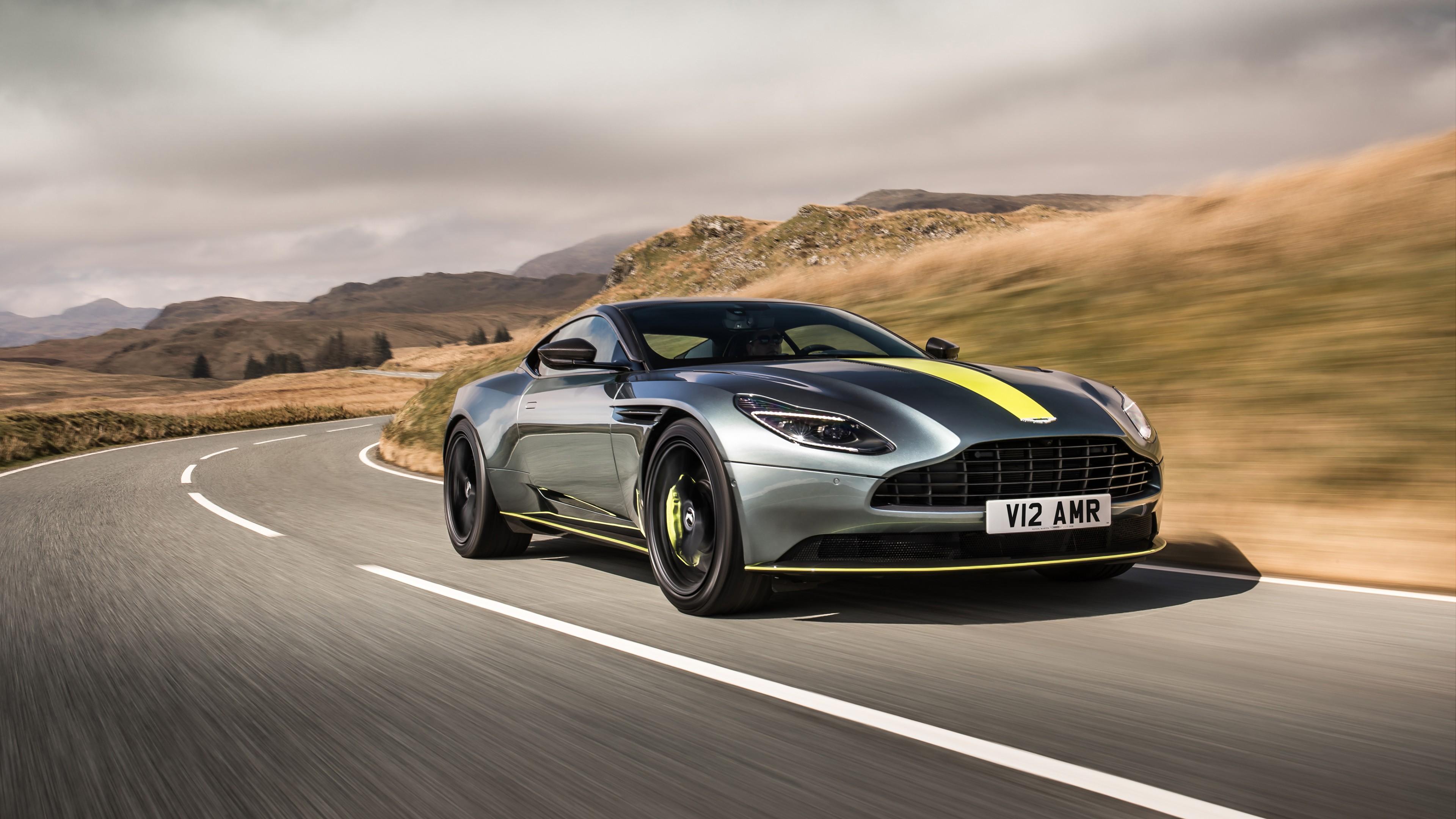 2018 Aston Martin Db11 Amr Signature Edition 4k Wallpaper