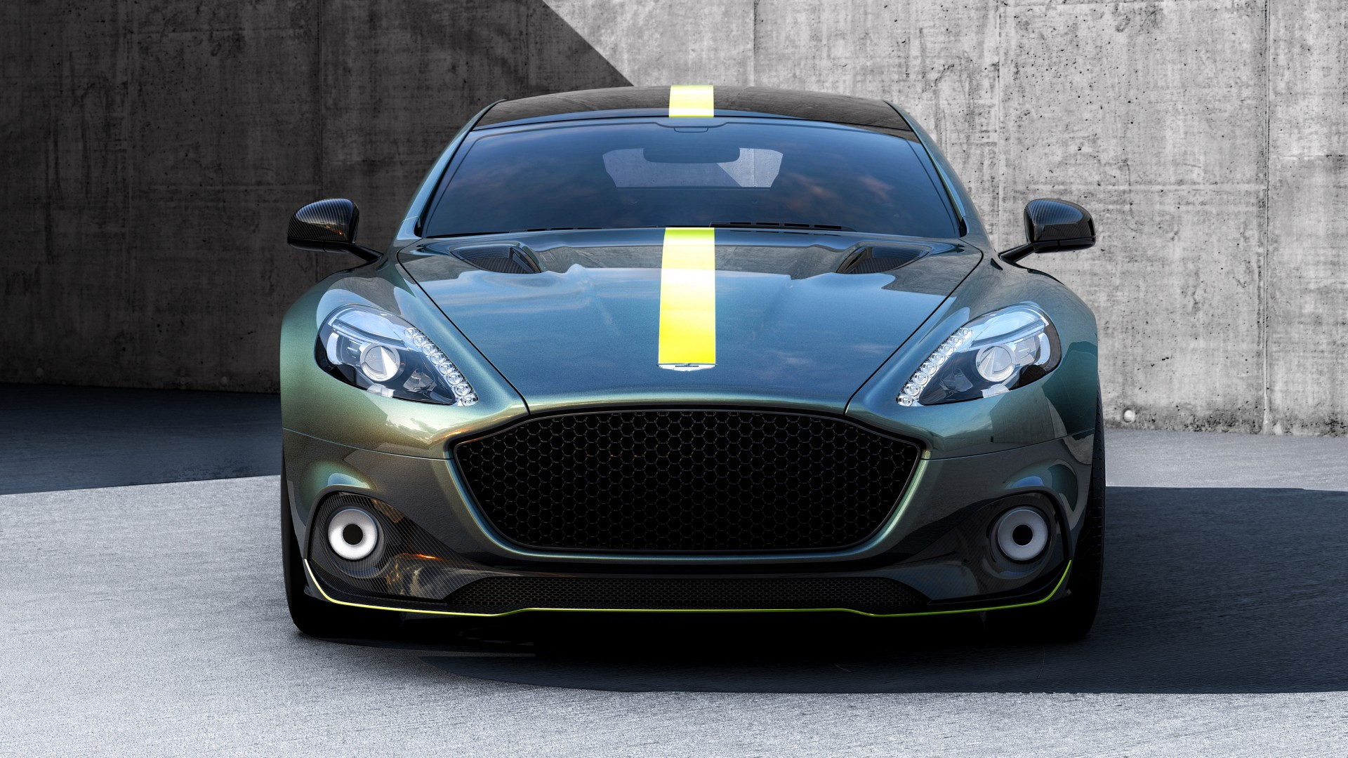 2018 Aston Martin Rapide AMR Wallpaper | HD Car Wallpapers ...