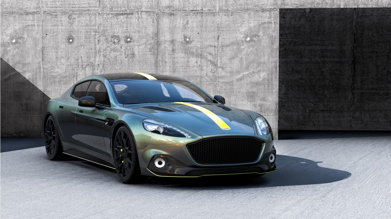 2018 Aston Martin Rapide AMR 4K Wallpaper | HD Car ...