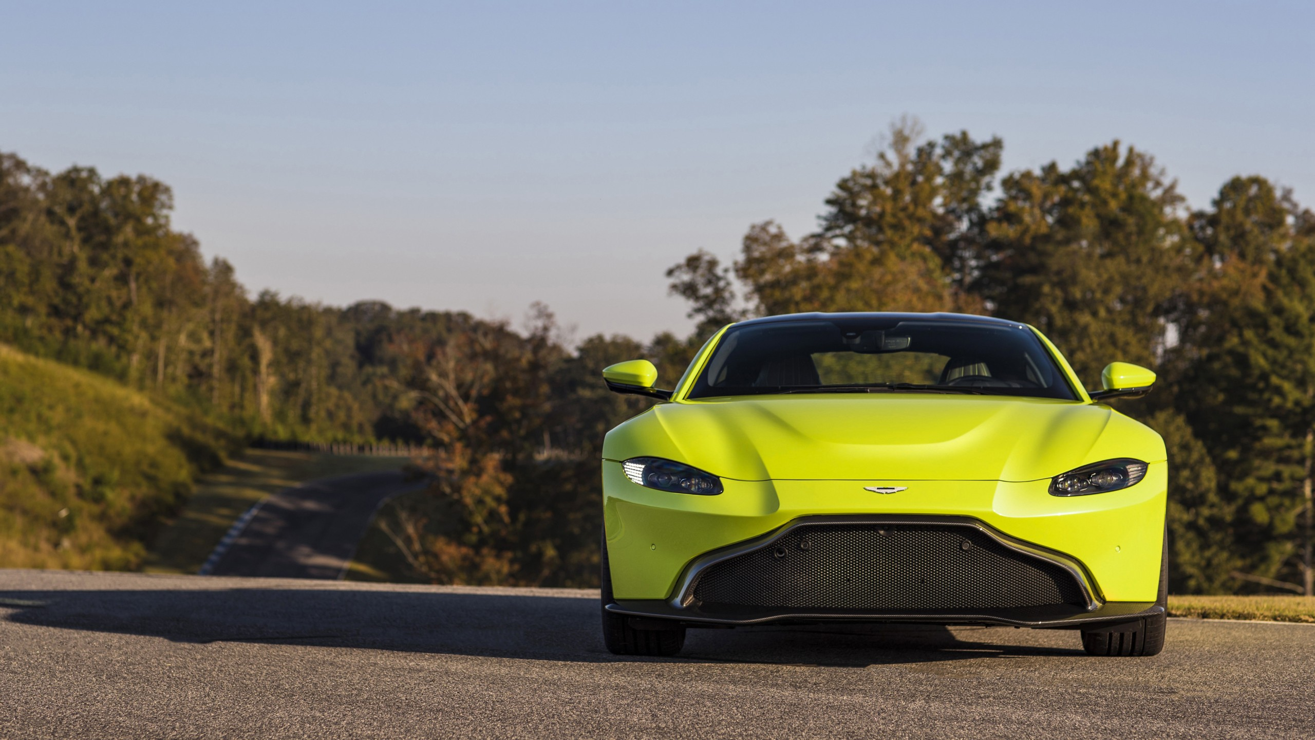 2018 Aston Martin Vantage 4k Wallpaper Hd Car Wallpapers Id 9145