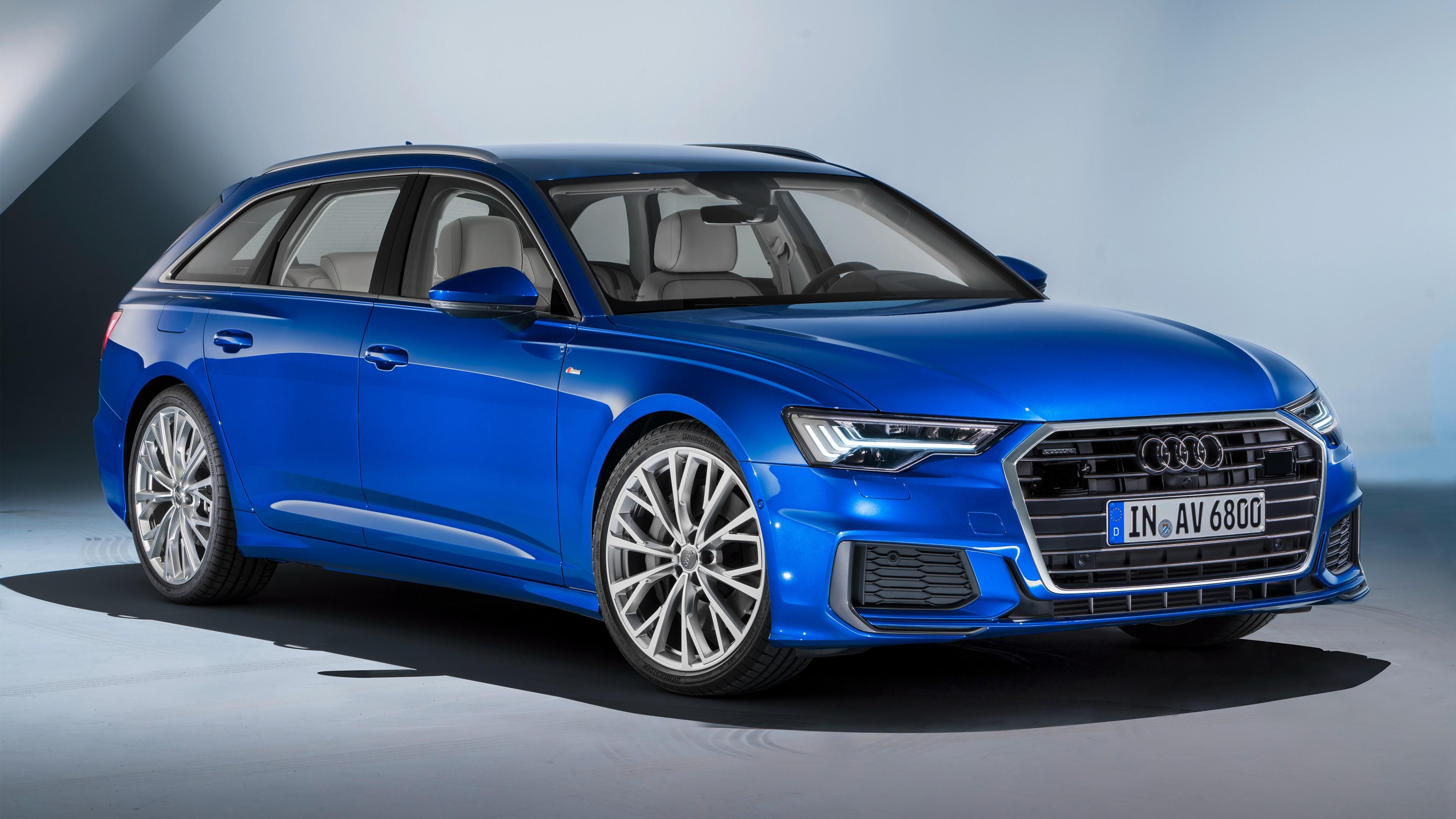 2018 Audi A6 55 Tfsi Quattro S Line Avant 4k Wallpaper Hd Car Wallpapers Id 10171