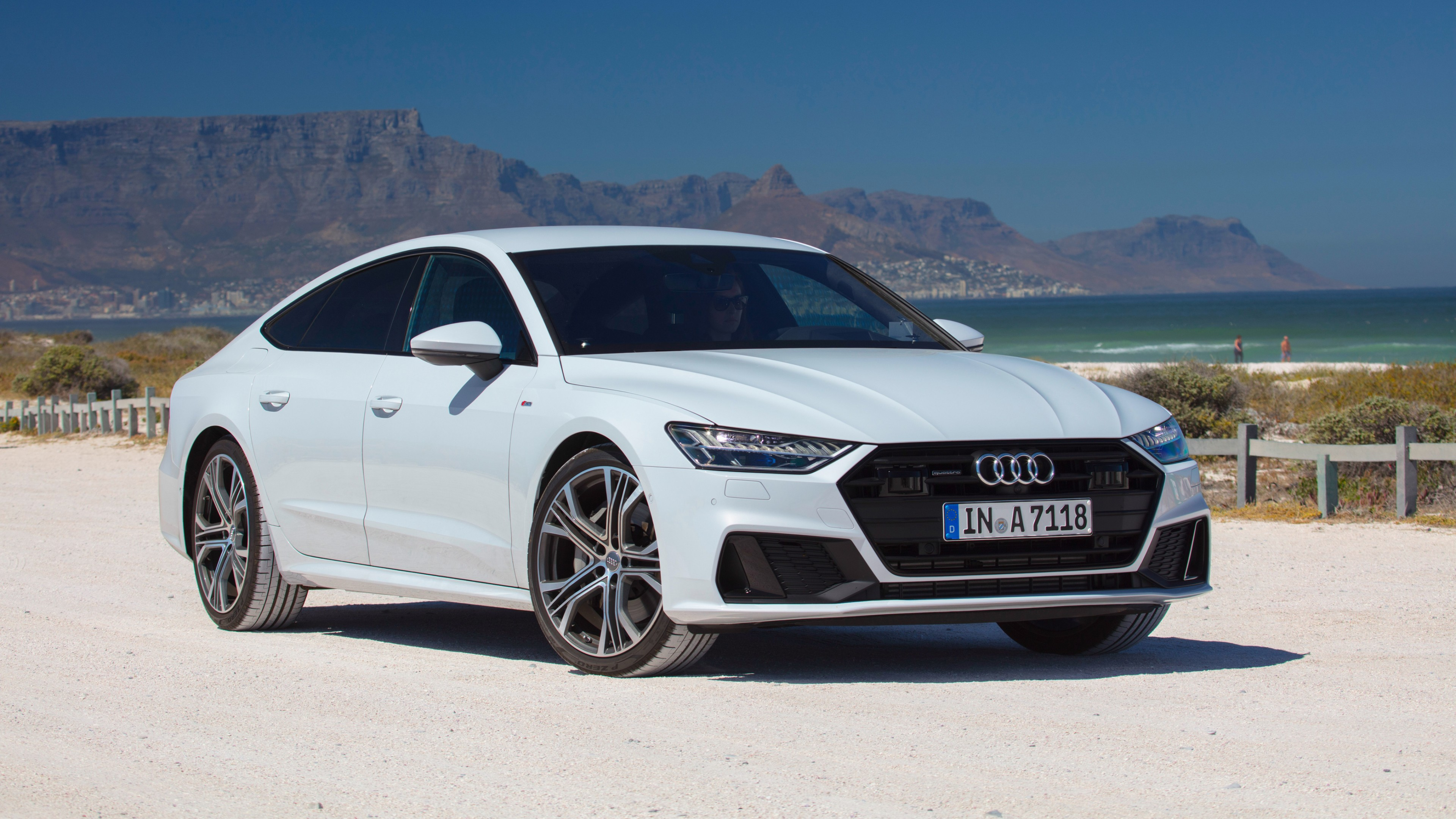 2018 Audi A7 Sportback 55 TFSI Quattro S Line 4K 3 Wallpaper | HD Car Wallpapers | ID #9520