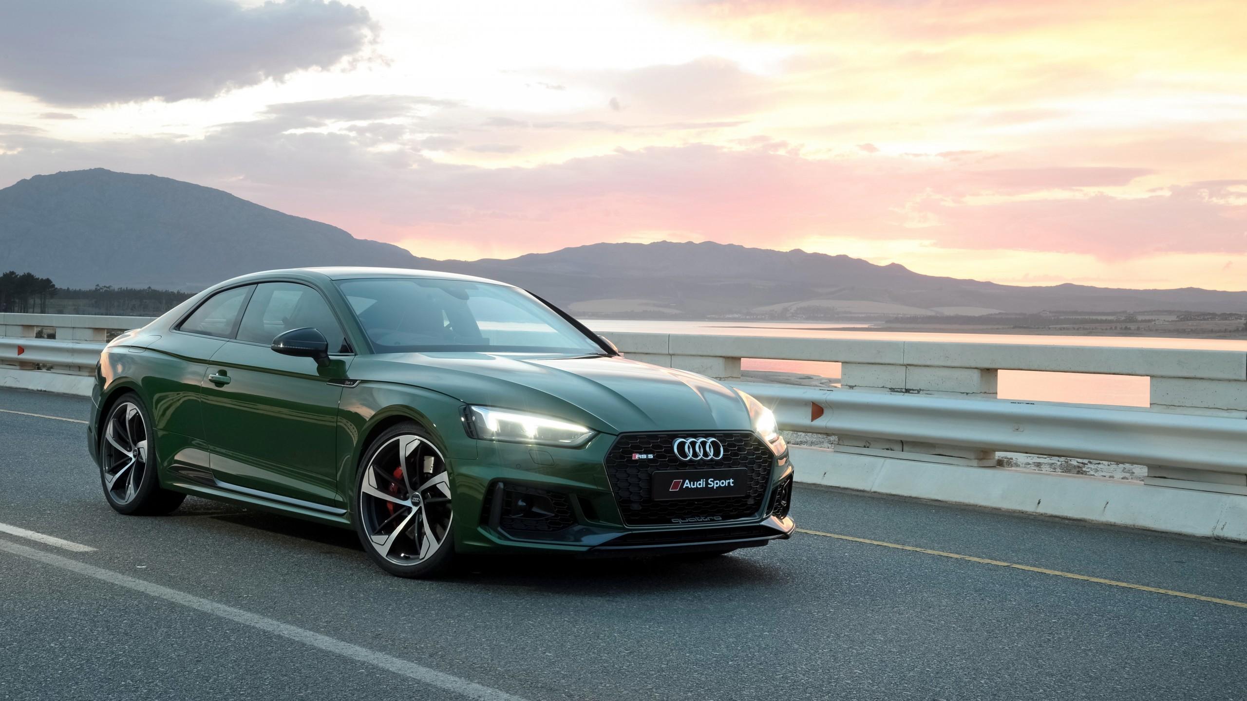 Audi Rs5 Sportback 4k 2019 Wallpapers: 2018 Audi RS5 Coupe 4K Wallpaper