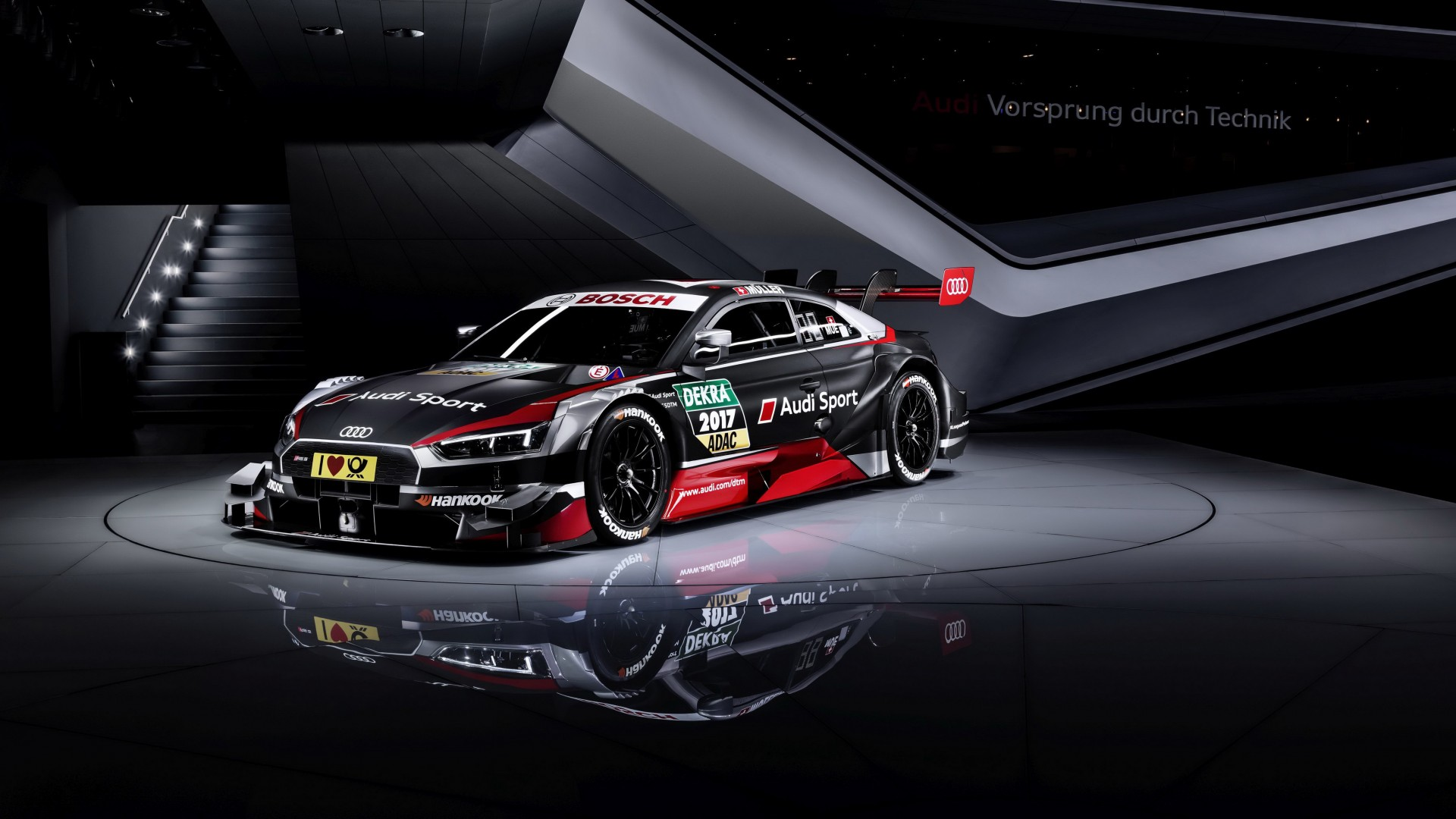 2018 Audi RS 5 Coupe DTM Wallpaper | HD Car Wallpapers ...