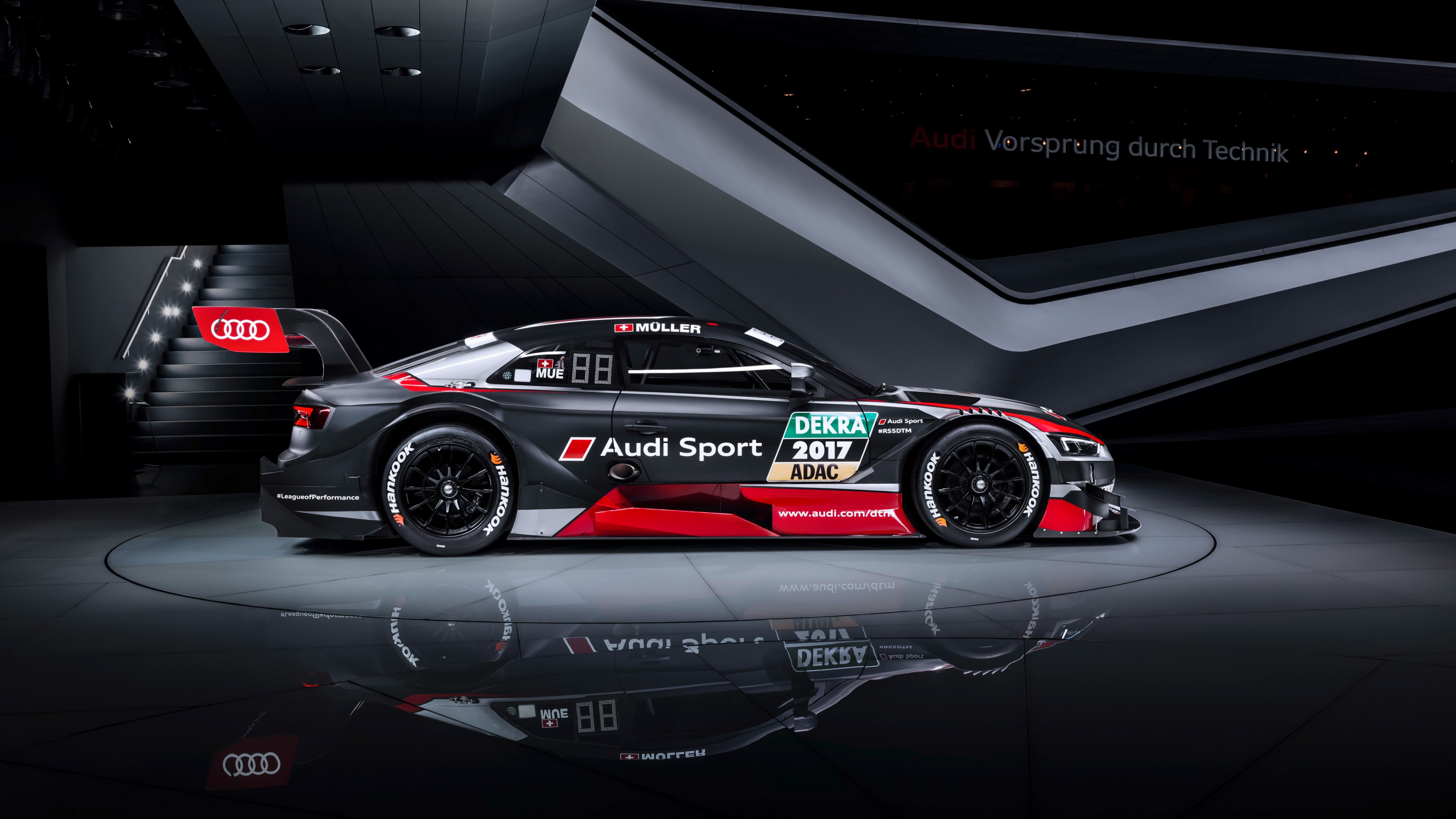 2018 Audi RS 5 Coupe DTM 4K Wallpaper | HD Car Wallpapers | ID #7647