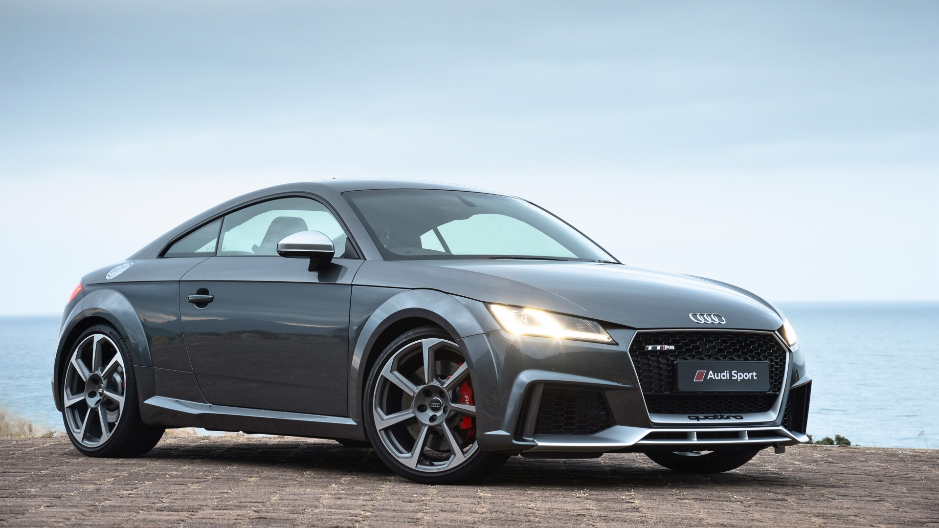 2018 audi tt rs 4k 3 wallpaper hd car wallpapers id 9072. Black Bedroom Furniture Sets. Home Design Ideas