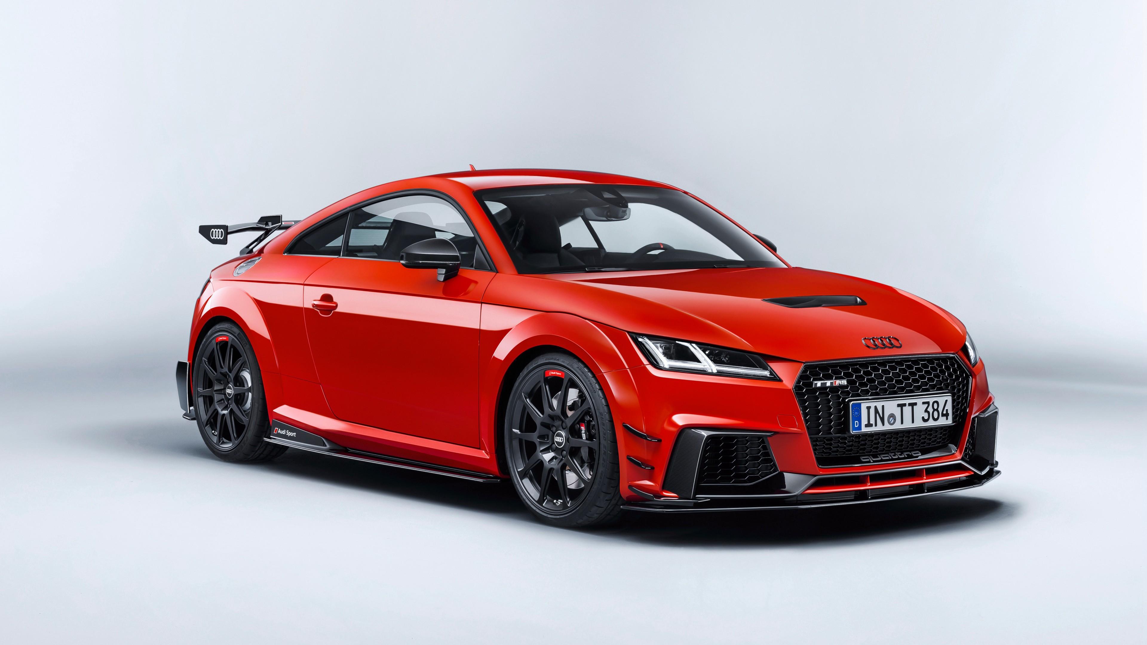 2018 Audi TT RS Coupe 2 Wallpaper | HD Car Wallpapers