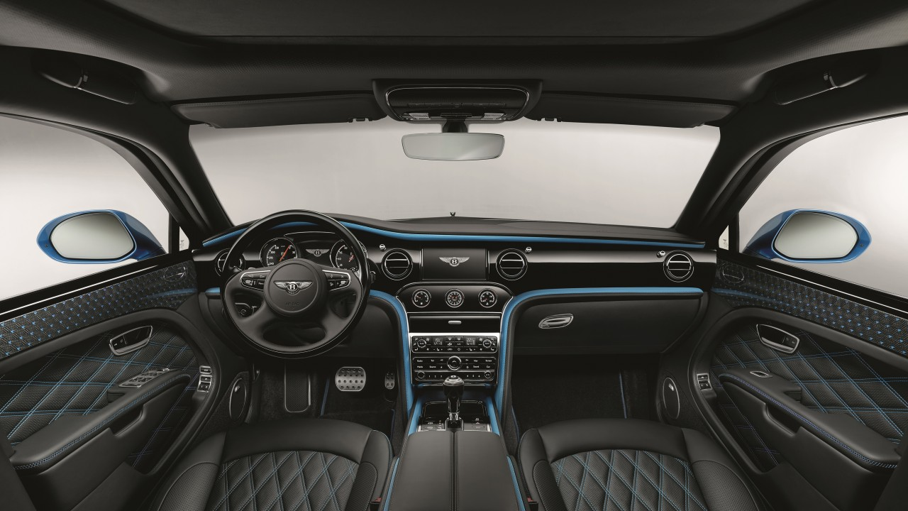 2017 Bentley Continental Gt W12 >> 2018 Bentley Mulsanne Speed Design Series Interior Wallpaper | HD Car Wallpapers | ID #8472