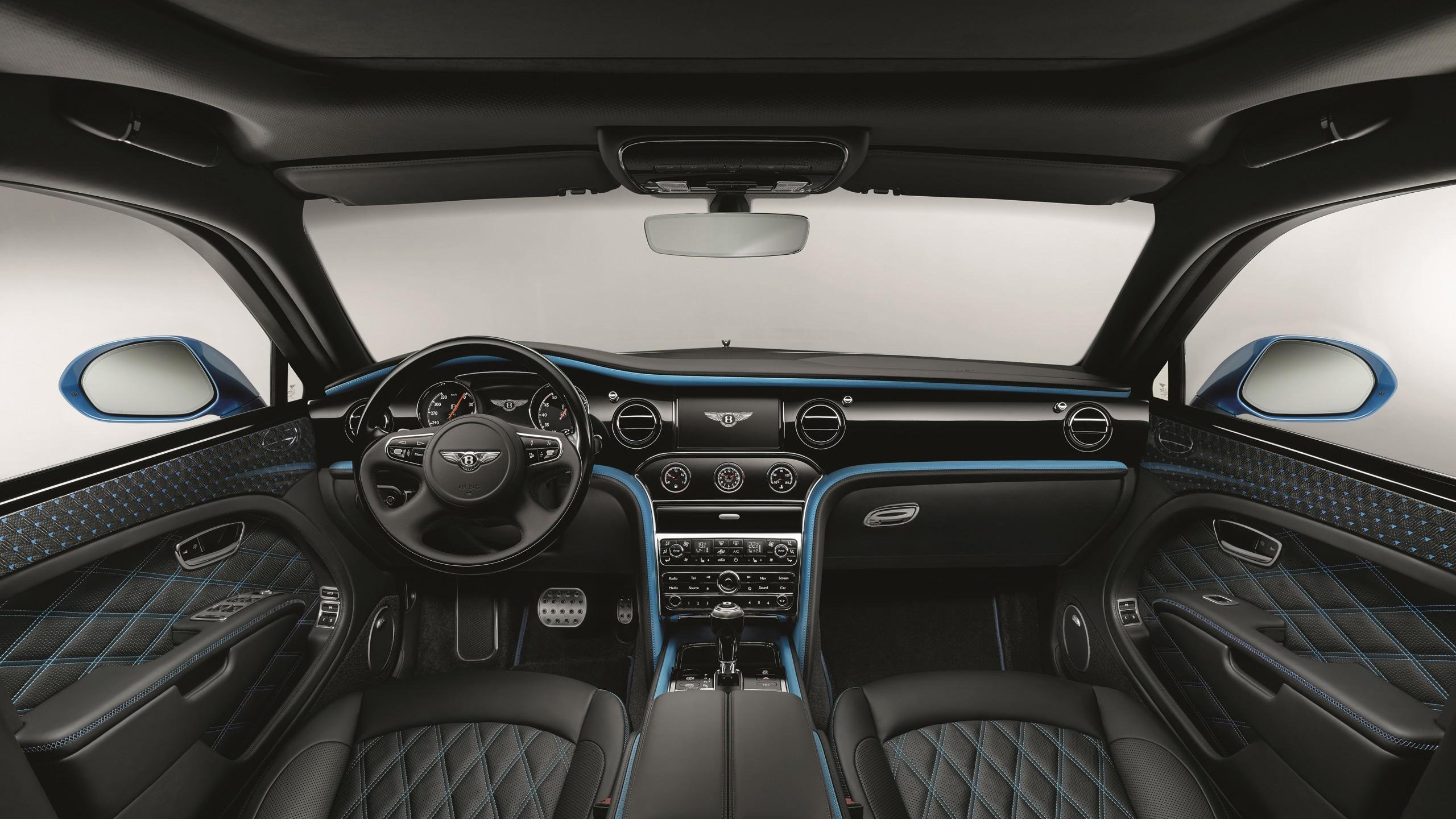 2017 Bentley Continental Gt Convertible >> 2018 Bentley Mulsanne Speed Design Series Interior Wallpaper | HD Car Wallpapers | ID #8472