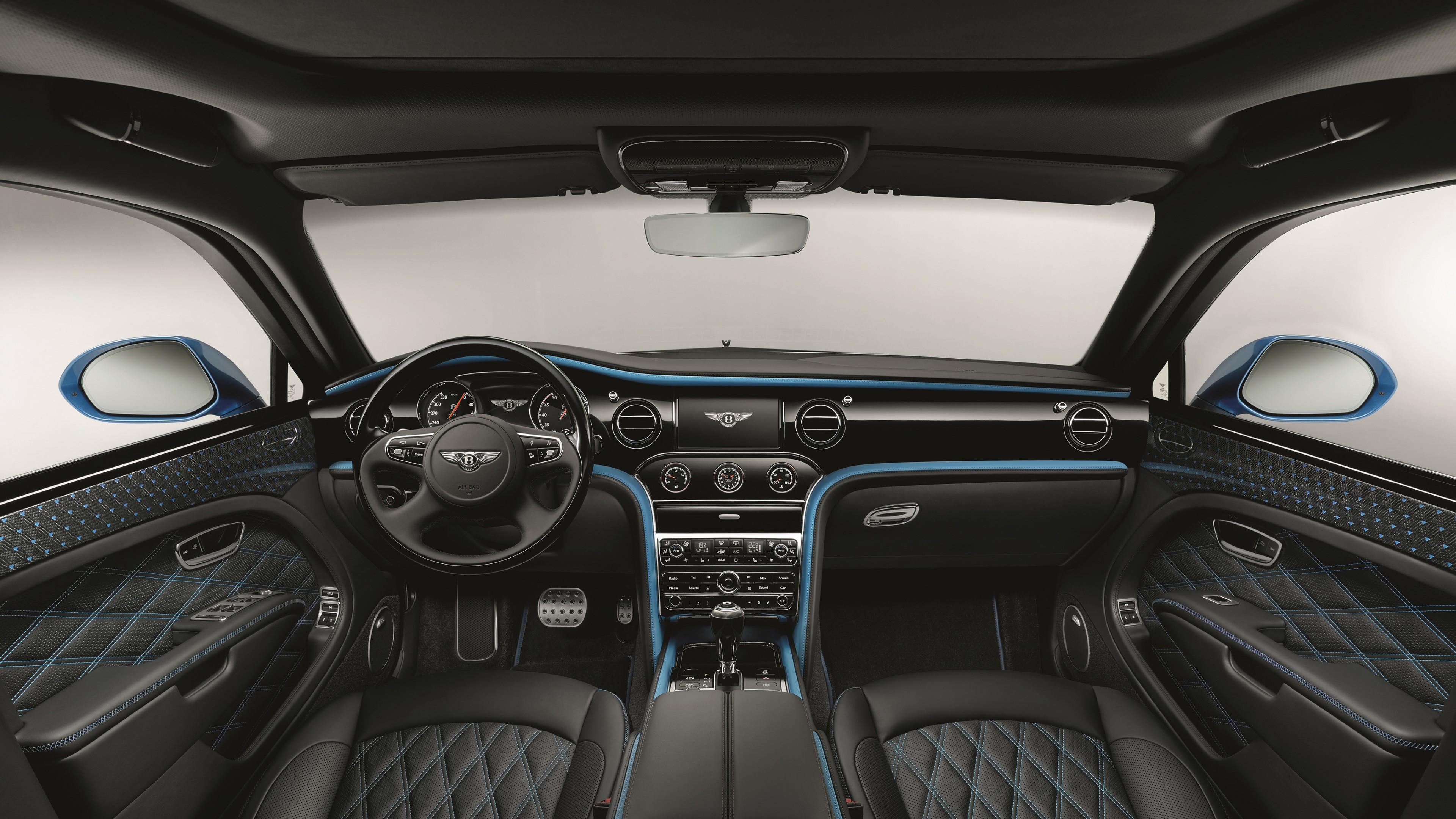 2018 Bentley Mulsanne Speed Design Series Interior ...