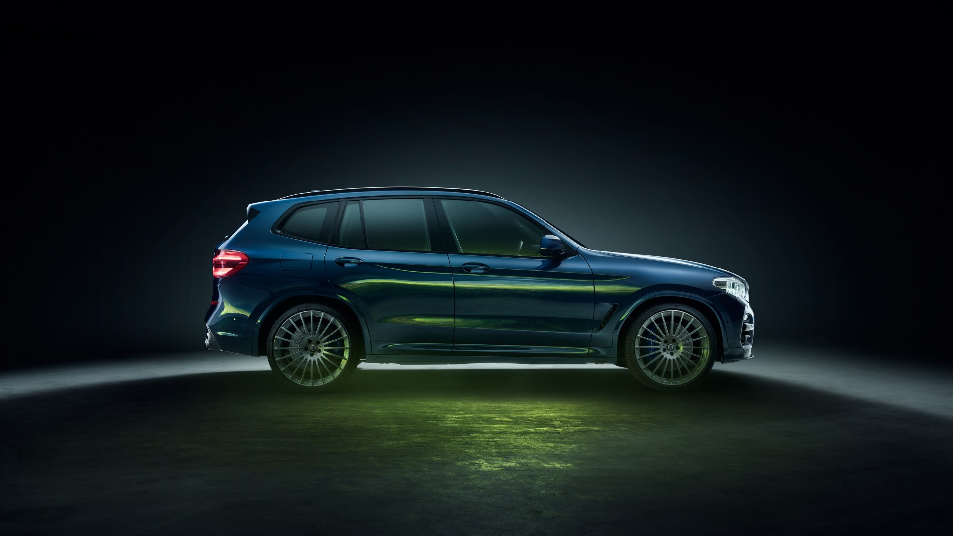 2018 Bmw Alpina Xd3 Allrad 4k 3 Wallpaper Hd Car Wallpapers Id 9695