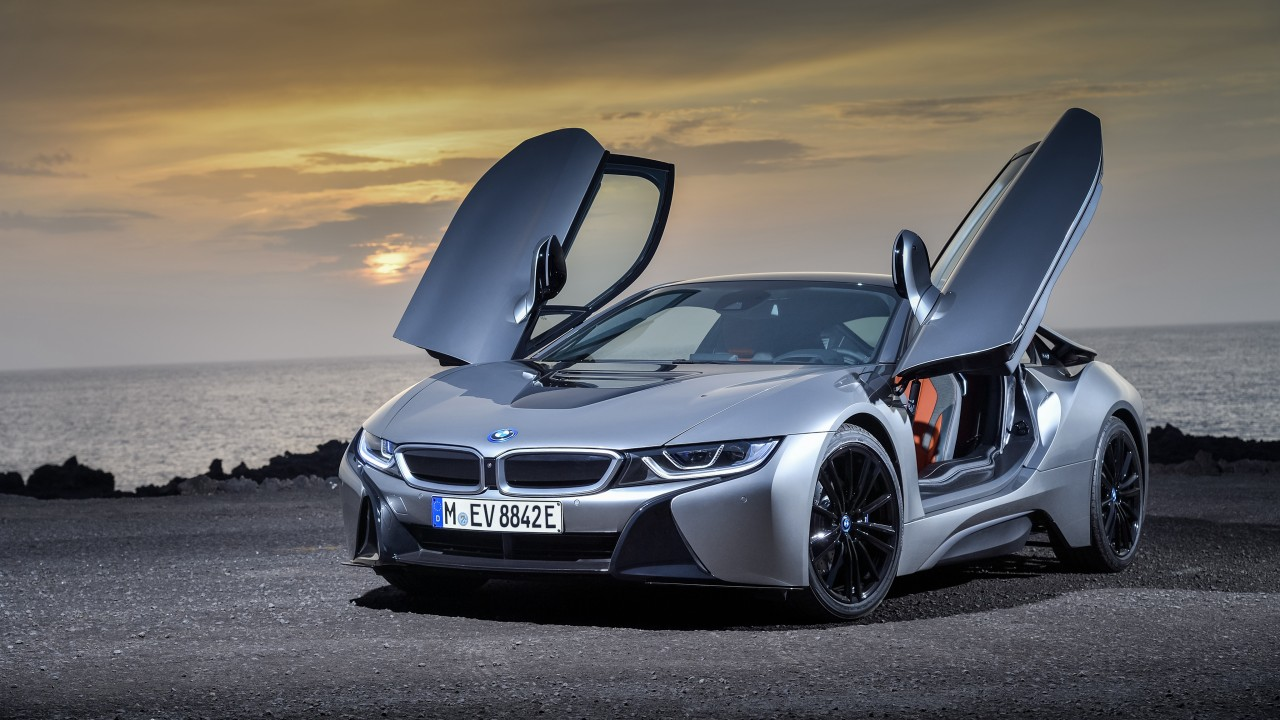 Honda Coupe 2017 >> 2018 BMW i8 Coupe 4K Wallpaper | HD Car Wallpapers | ID #9191