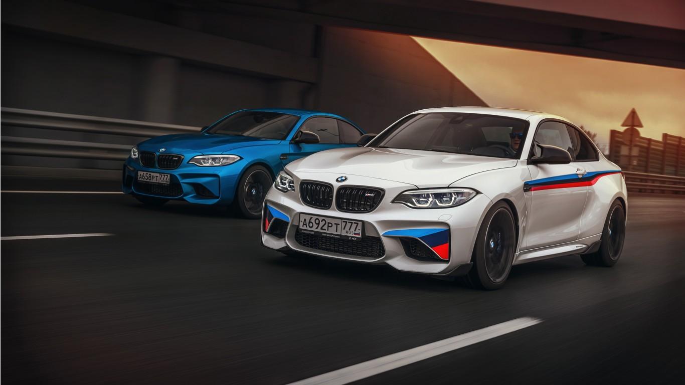 2018 BMW M2 4K Wallpaper | HD Car Wallpapers | ID #8106