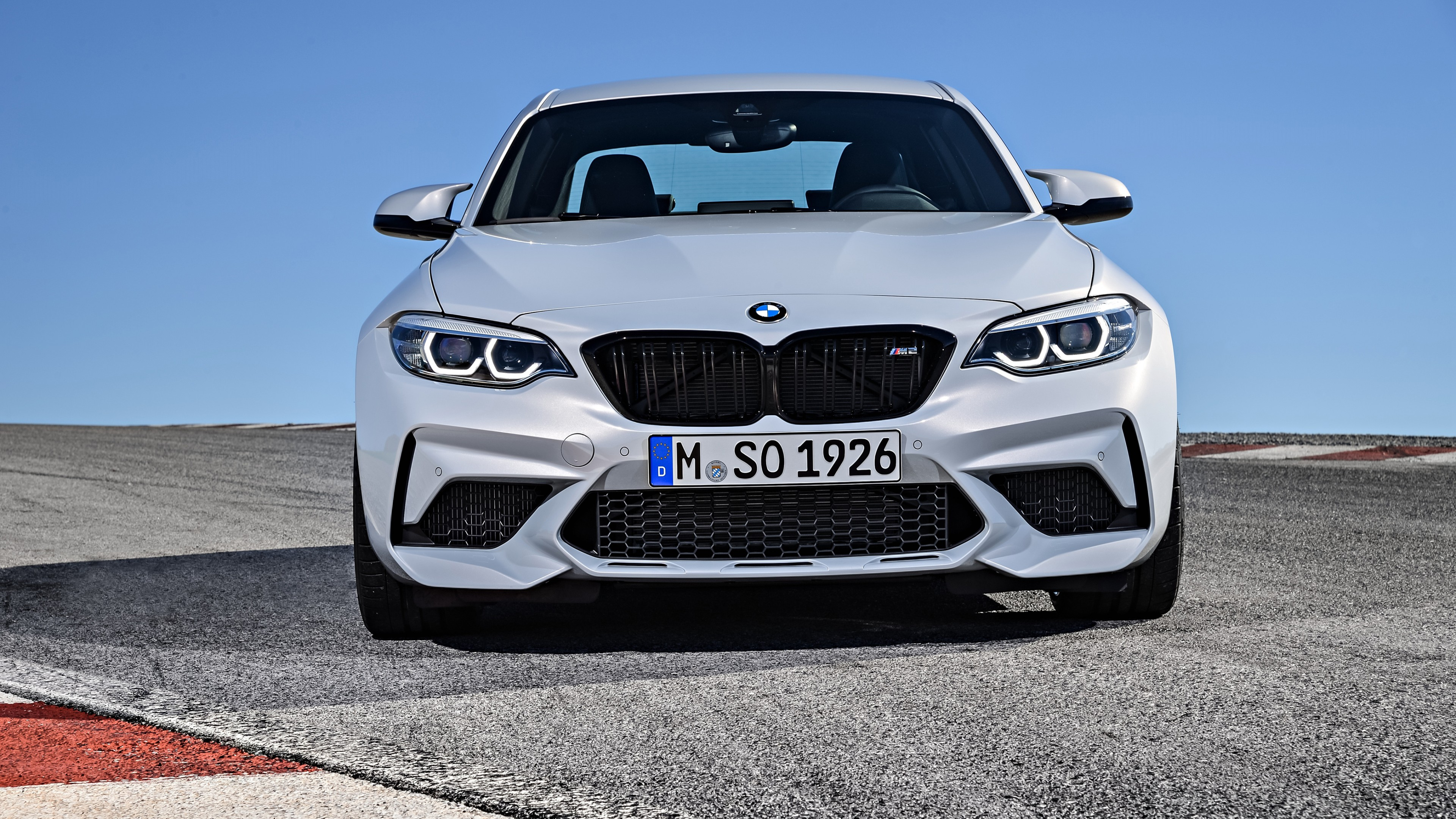 2018 BMW M2 Competition 4K Wallpaper | HD Car Wallpapers ...
