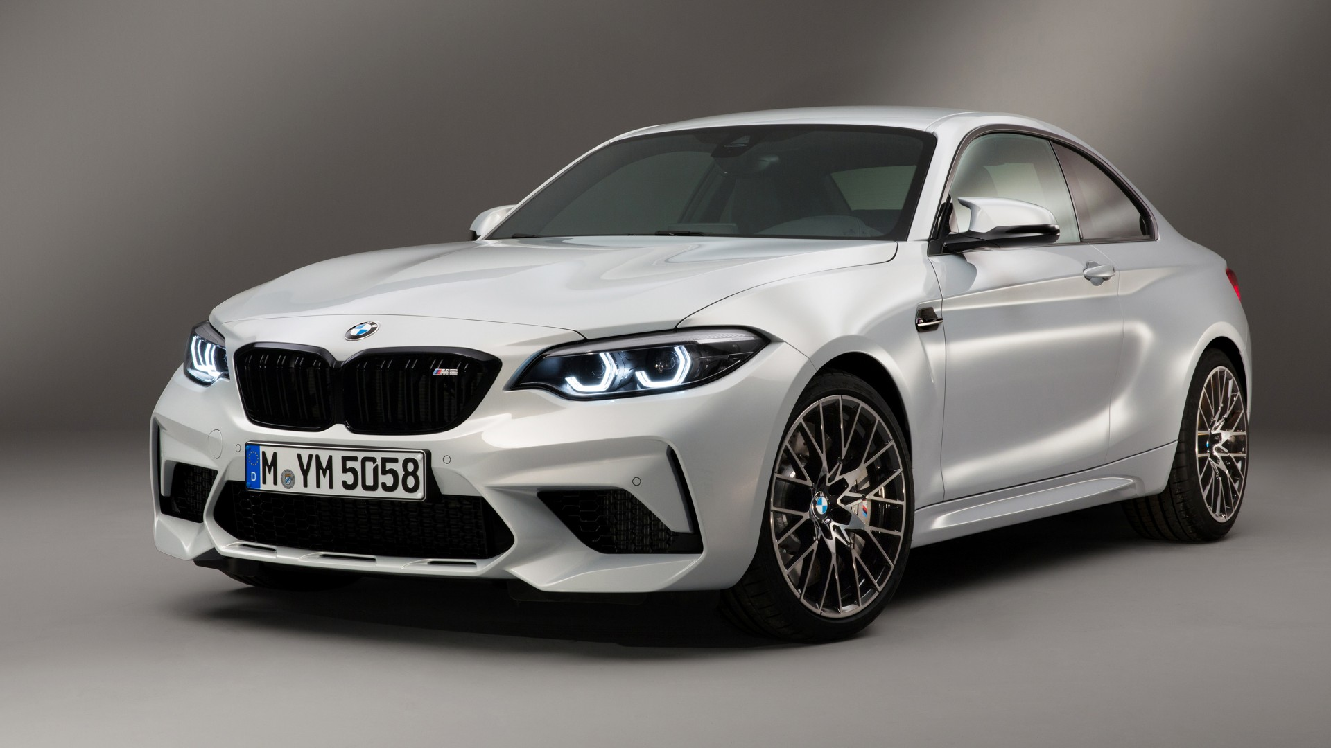 2018 Bmw M2 Competition 4k 2 Wallpaper Hd Car Wallpapers