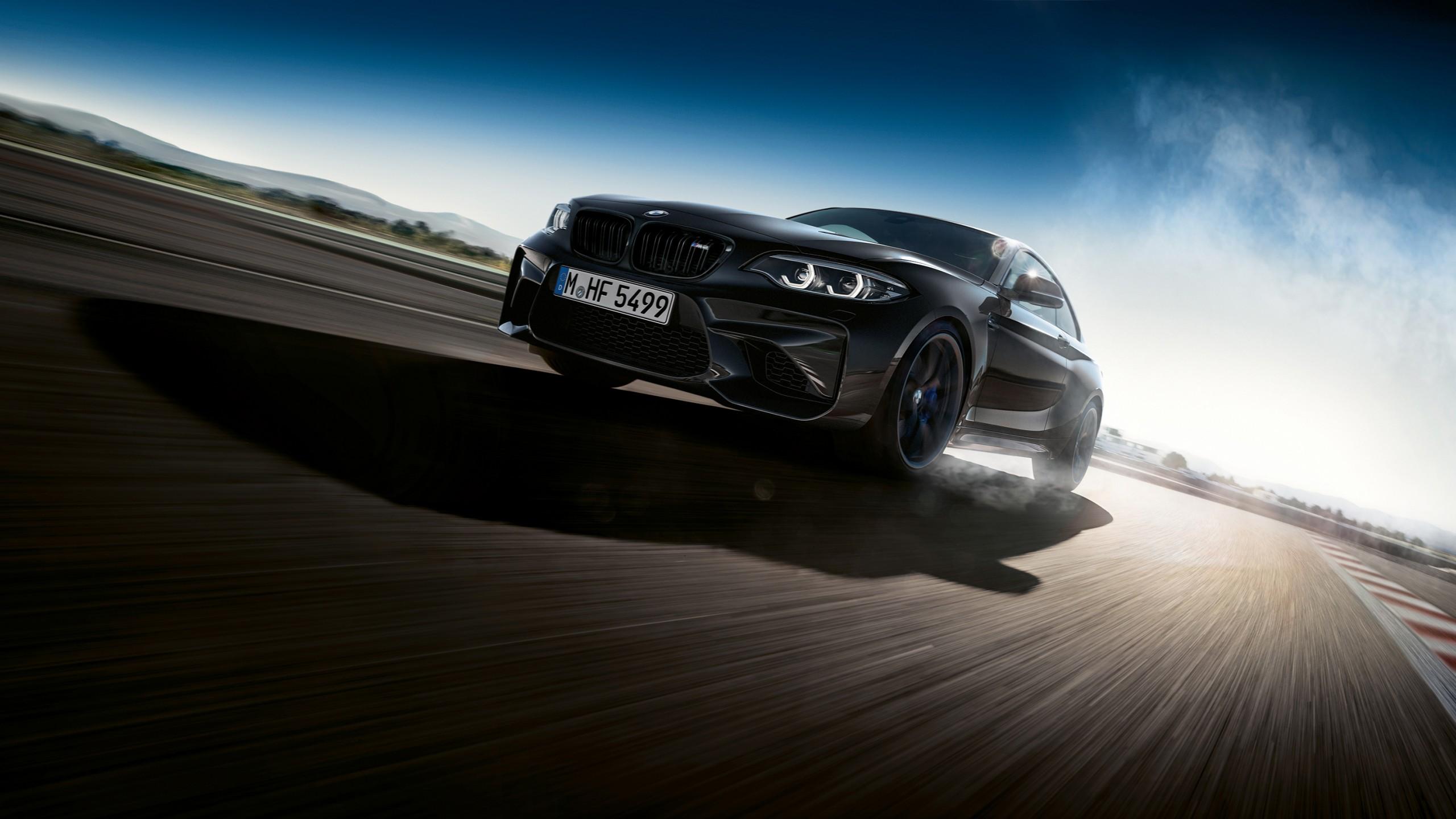 2018 Bmw M2 Coupe Edition Black Shadow Wallpaper Hd Car