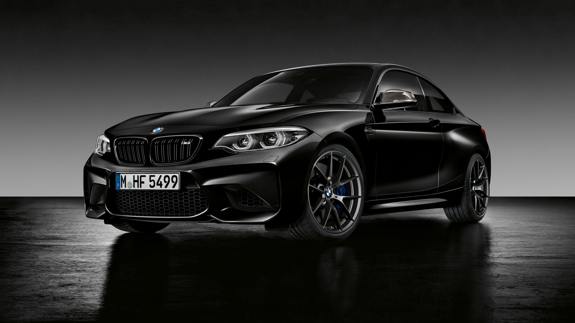 2018 BMW M2 Coupe Edition Black Shadow ...