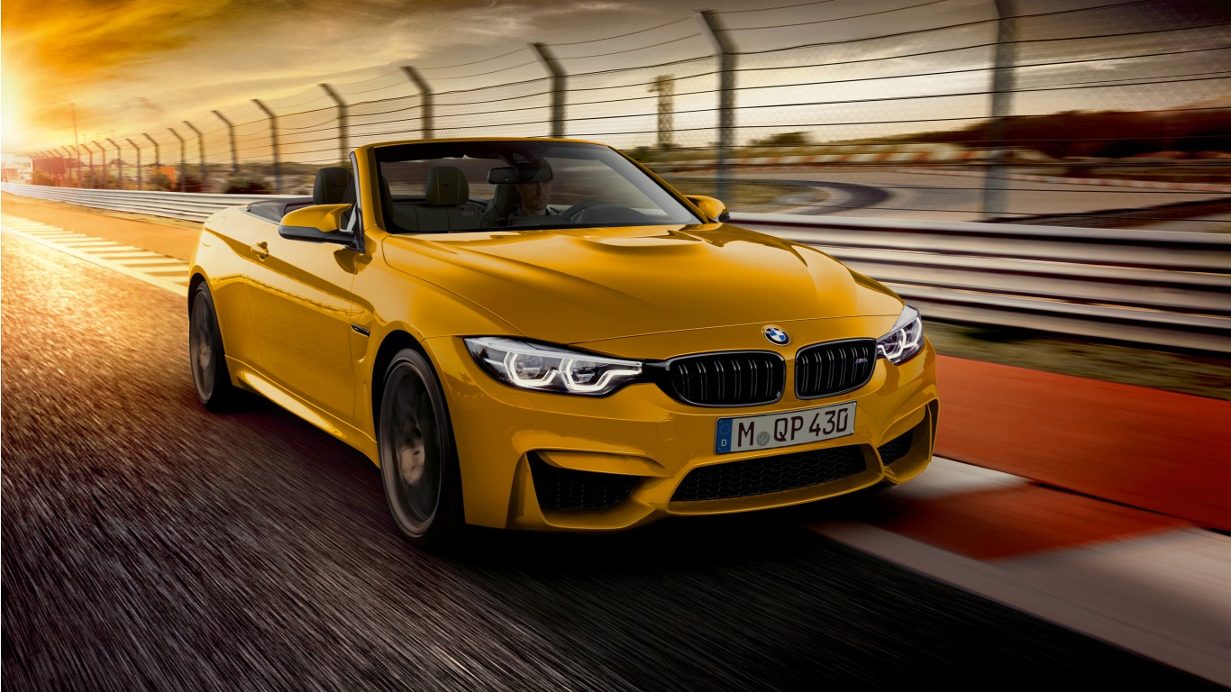 2018 BMW M4 Convertible 30 Jahre Special Edition 4K ...