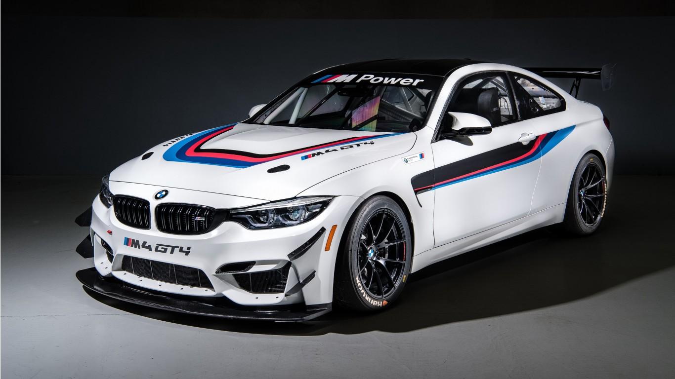 2018 BMW M4 GT4 4K 3 Wallpaper | HD Car Wallpapers | ID #9305