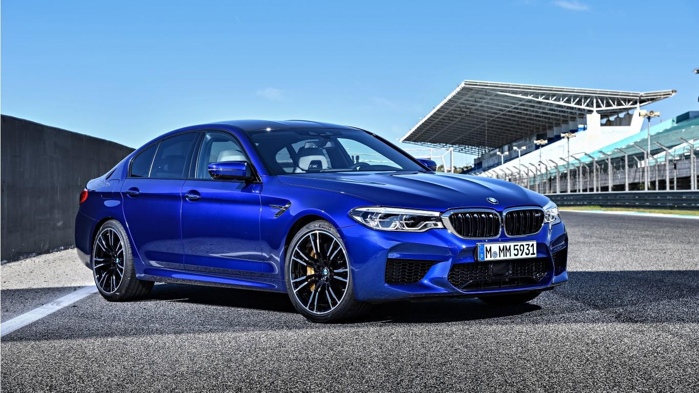 2018 BMW M5 Wallpaper | HD Car Wallpapers | ID #9238
