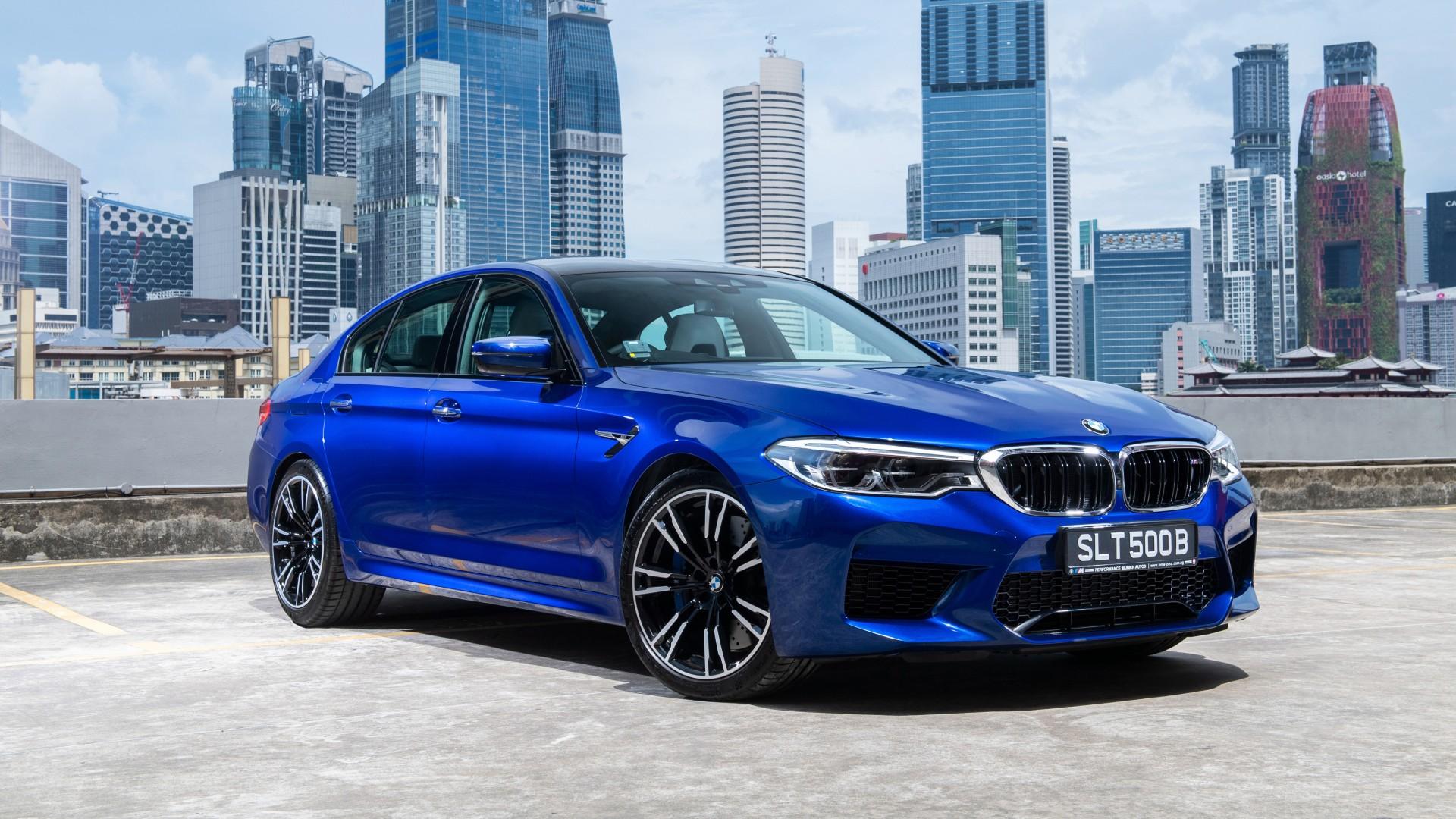 2018 BMW M5 4K Wallpaper   HD Car Wallpapers   ID #10626
