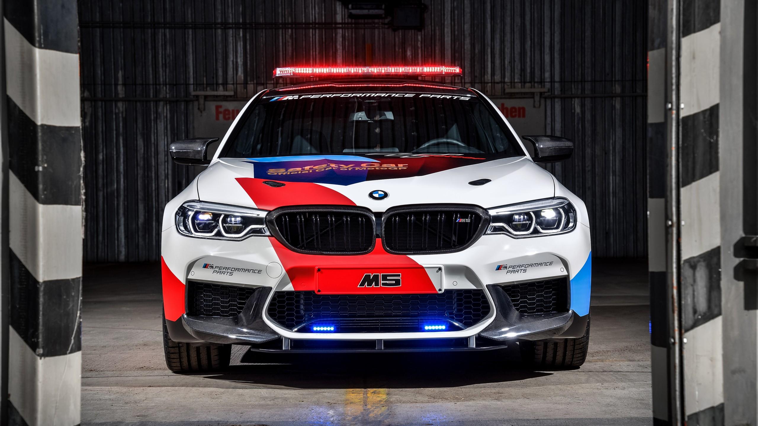 2018 BMW M5 MotoGP Safety Car 4K Wallpaper | HD Car ...