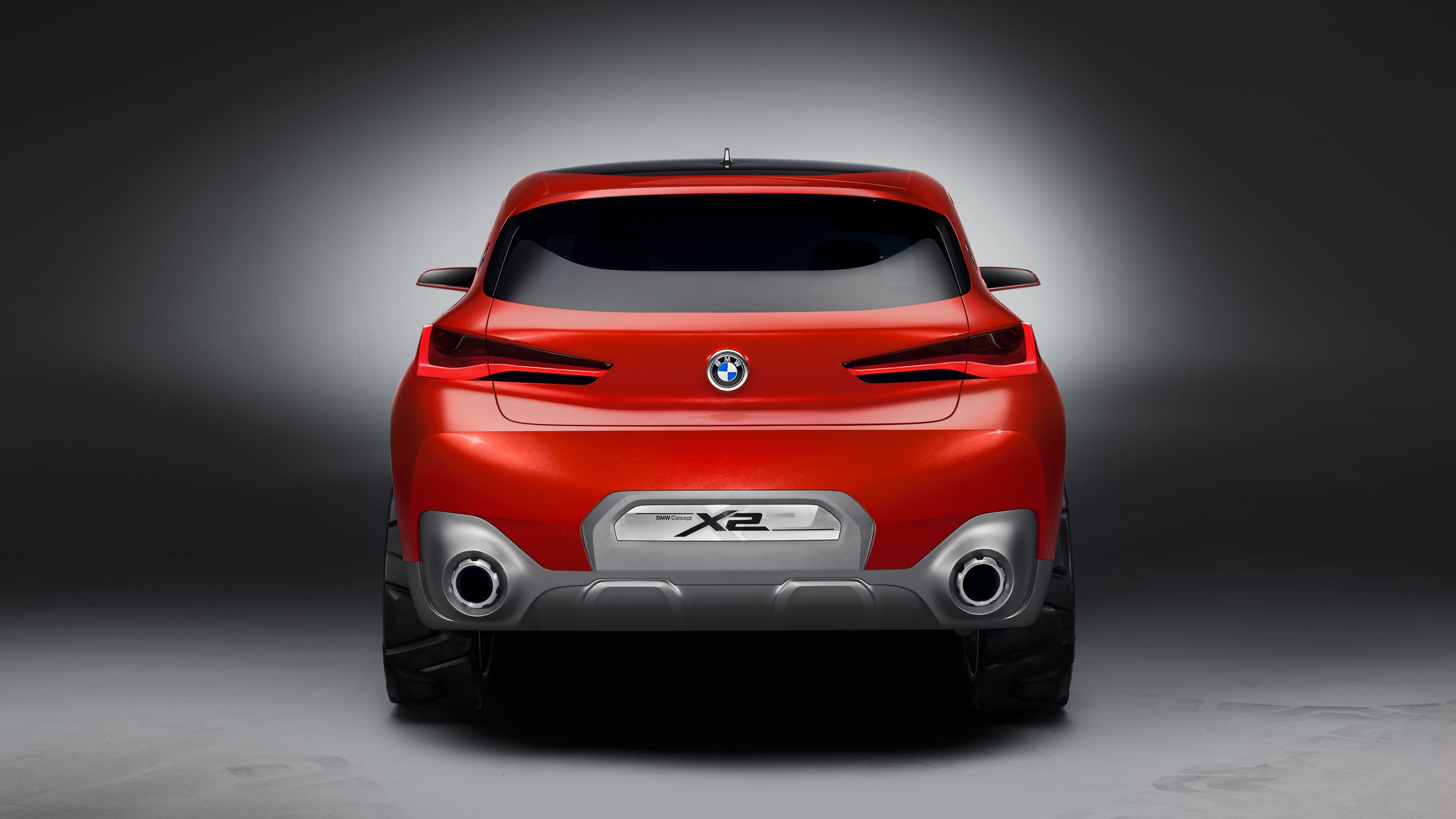 2018 Bmw X2 Concept 3 Wallpaper Hd Car Wallpapers Id 7313