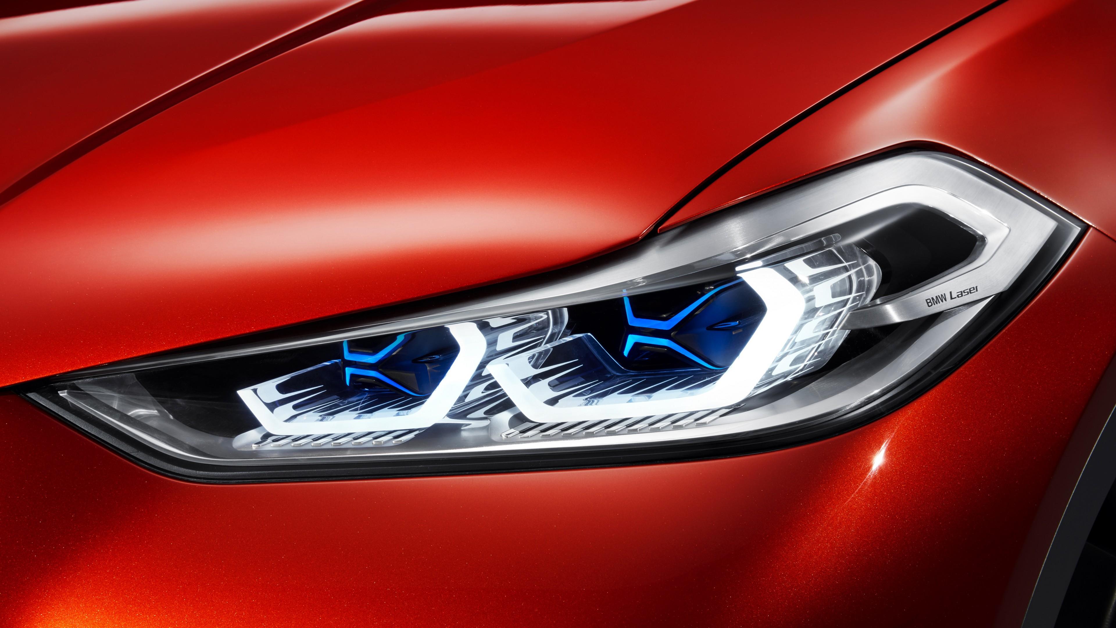 2018 Bmw X2 Laser Headlights Wallpaper Hd Car Wallpapers