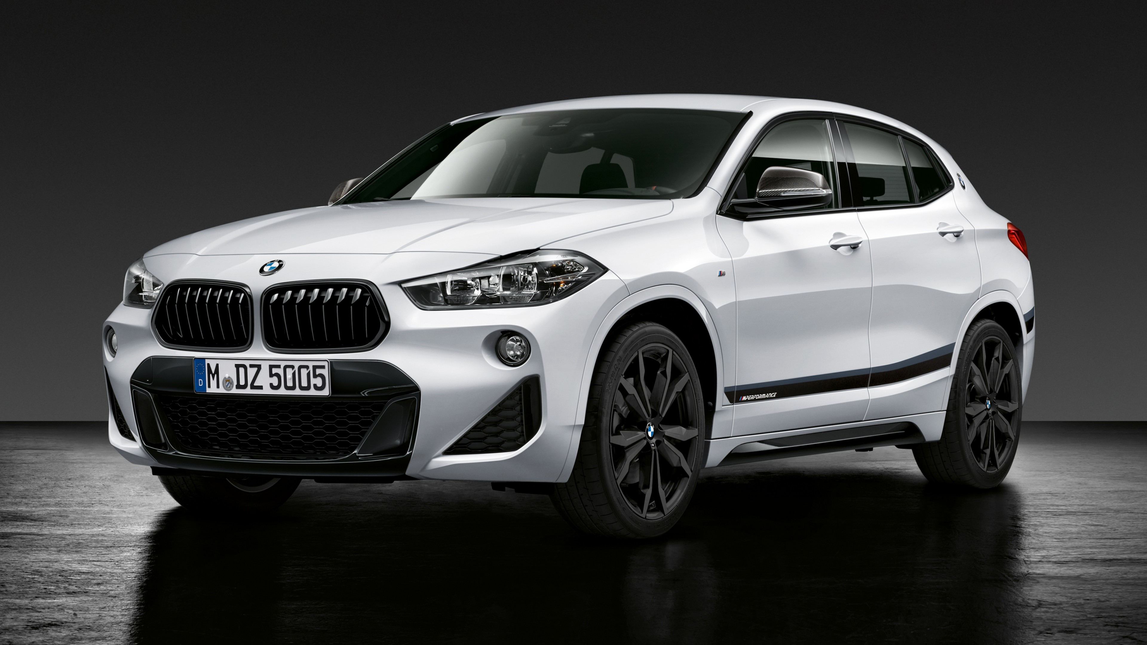 2018 Bmw X2 M Performance Parts 4k Wallpaper Hd Car