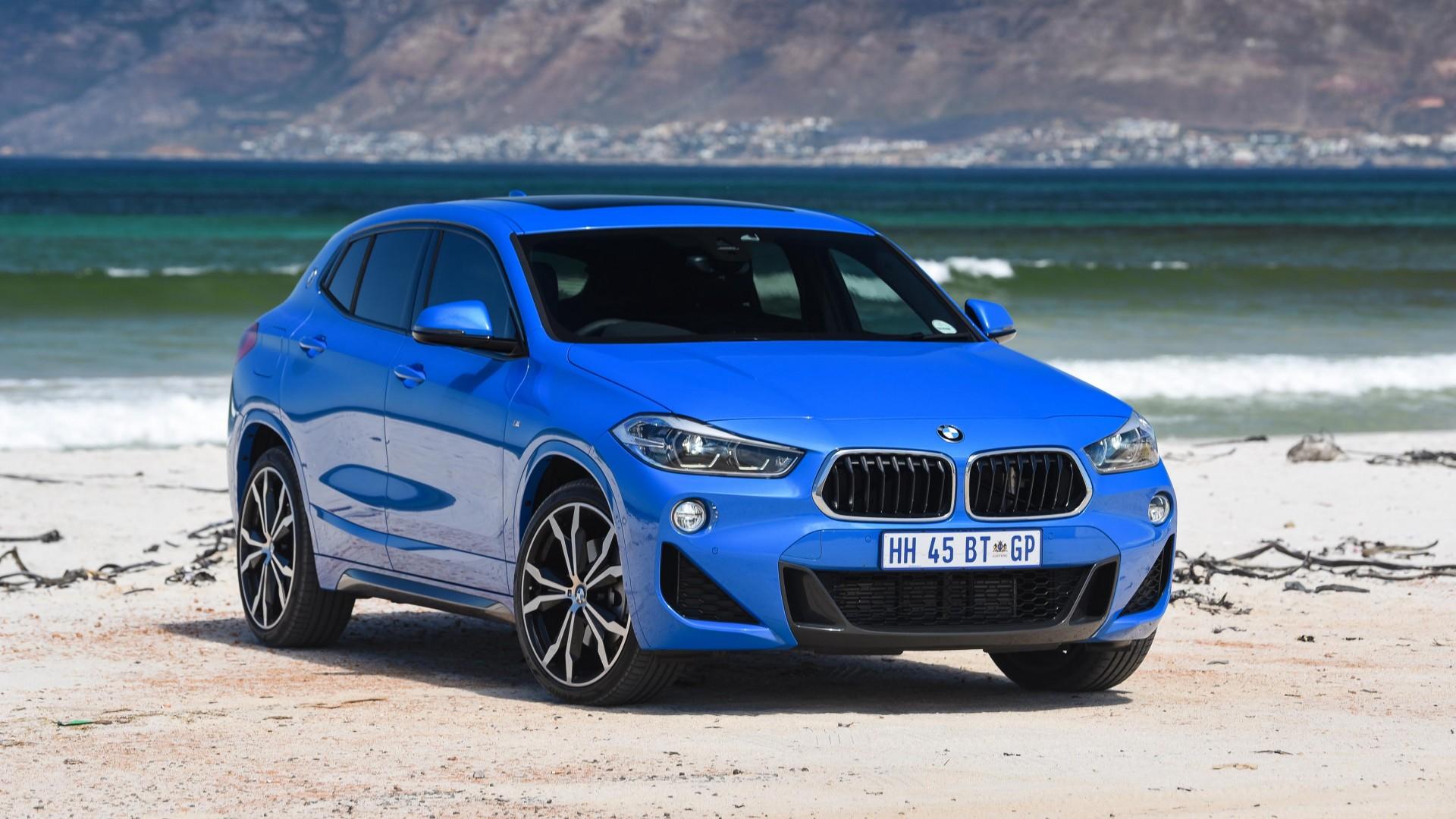 2018 BMW X2 sDrive20i M Sport 4K Wallpaper | HD Car ...