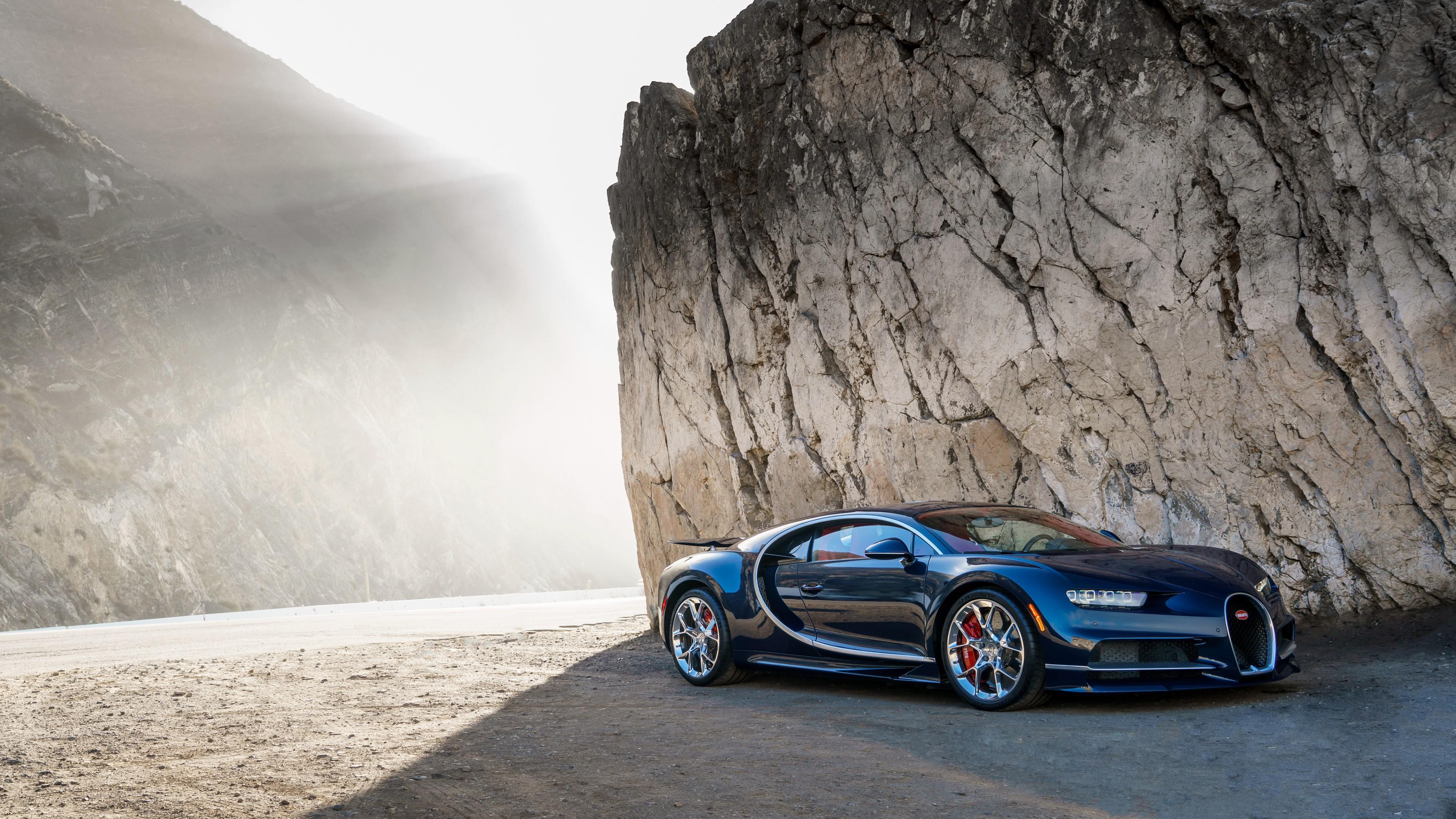 2018 Bugatti Chiron Wallpaper