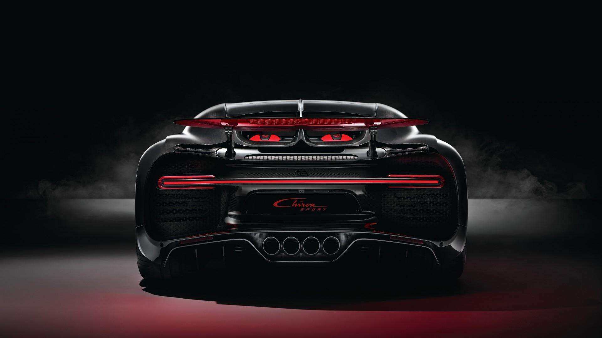 Audi Sports Car >> 2018 Bugatti Chiron Sport 4K Wallpaper | HD Car Wallpapers ...