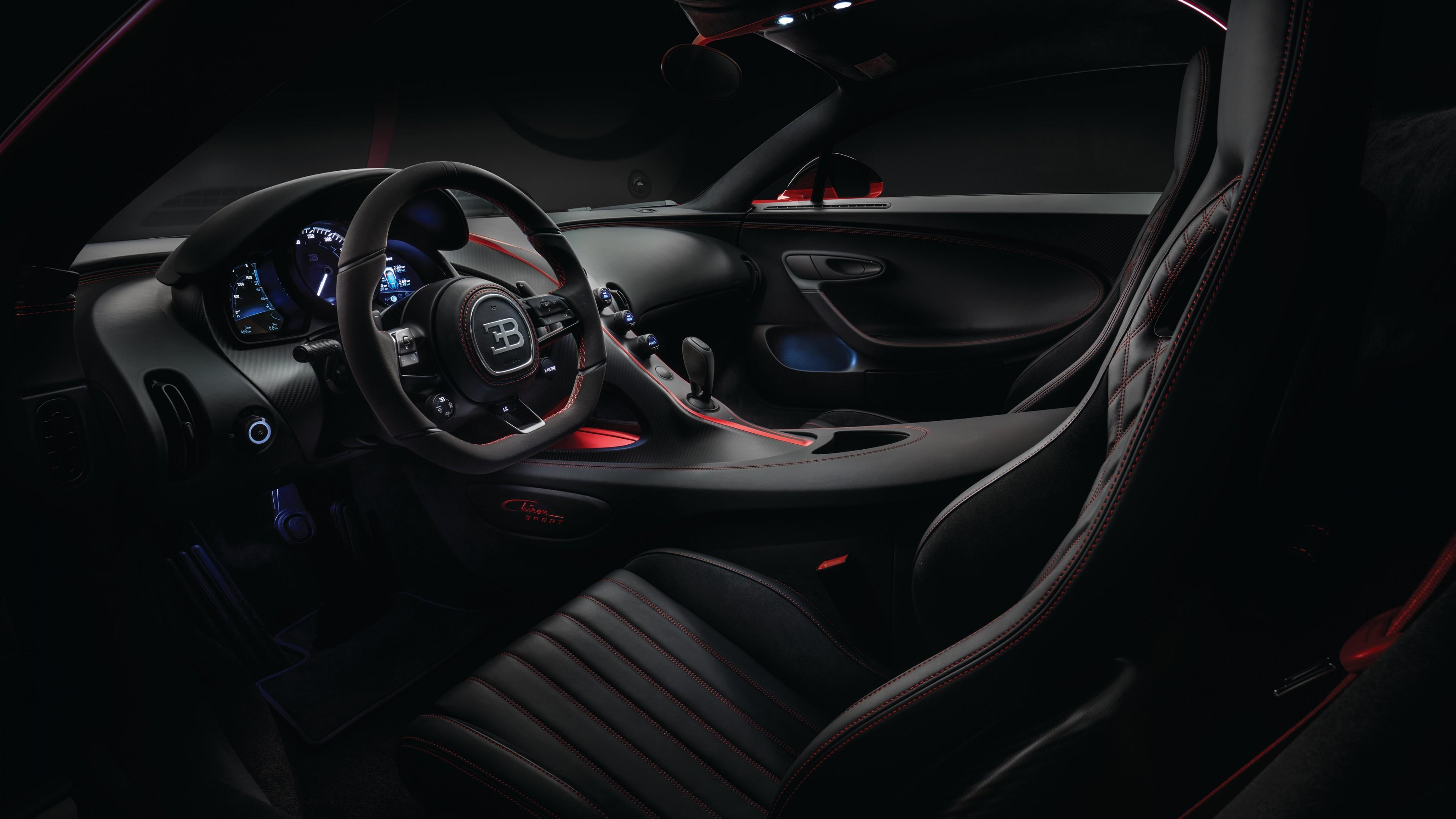 Bugatti Chiron Sport Iphone Wallpaper: 2018 Bugatti Chiron Sport 4K 5 Wallpaper