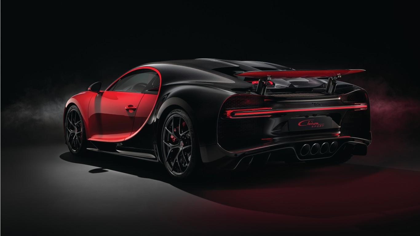 Wallpaper Iphone 6 Sport Car: 2018 Bugatti Chiron Sport 4K 6 Wallpaper