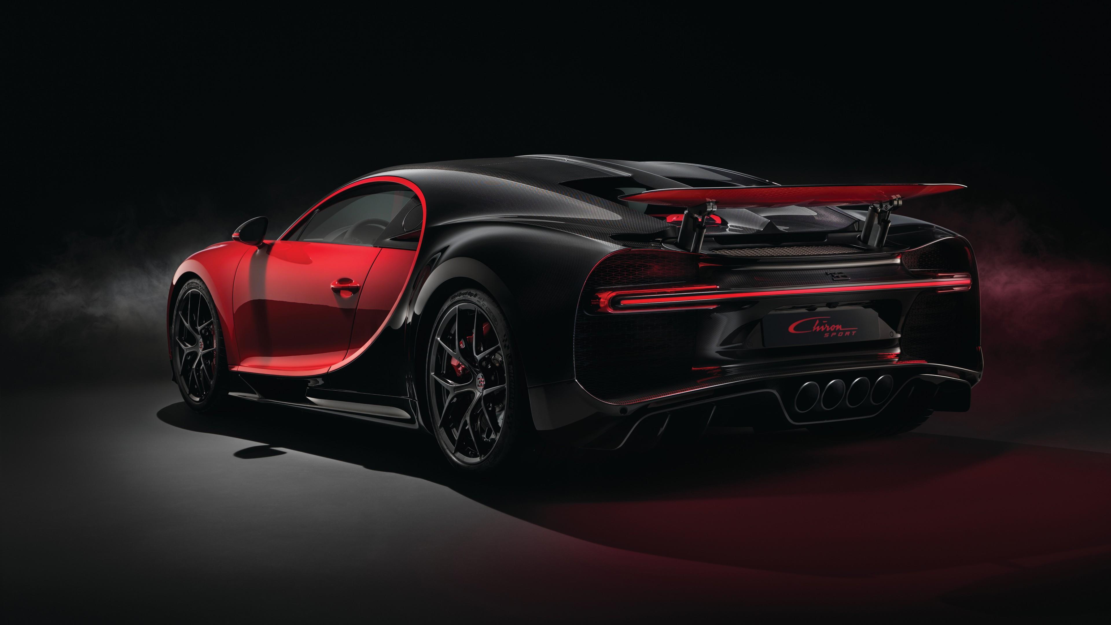 2018 Bugatti Chiron Sport 4K 6 Wallpaper