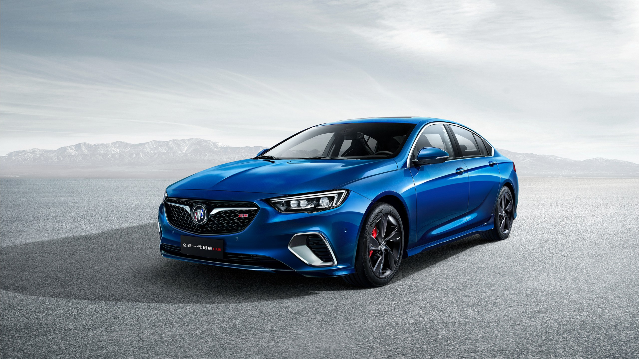 Cars Wallpapers: 2018 Buick Regal GS Wallpaper
