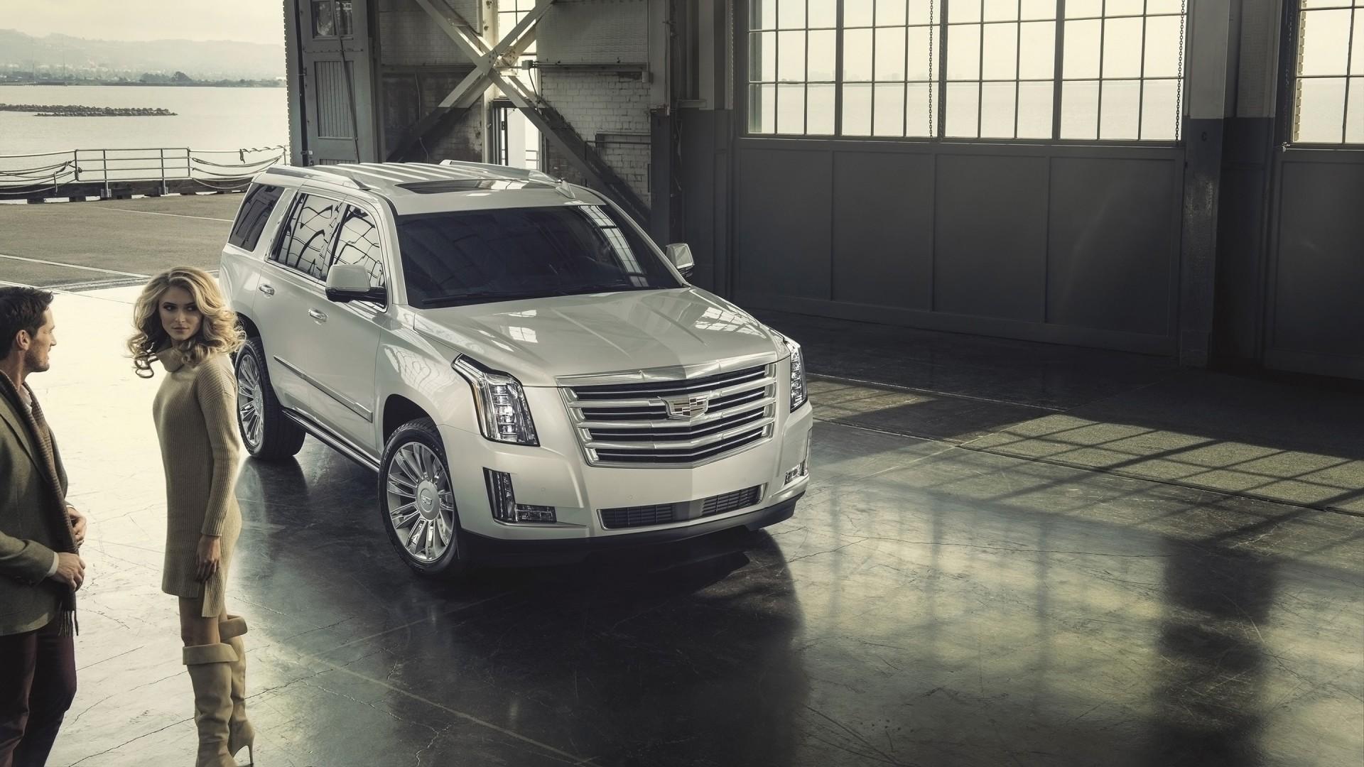 2018 Cadillac Escalade Wallpaper | HD Car Wallpapers | ID ...