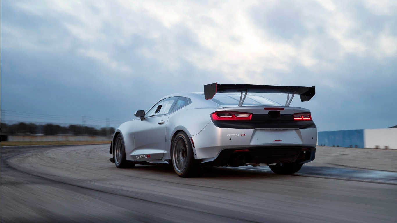 2018 Chevrolet Camaro GT4 R 2 Wallpaper | HD Car ...
