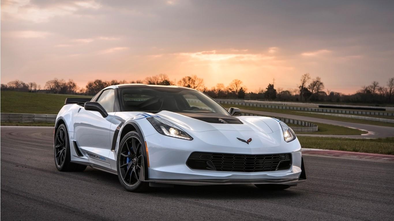 2018 Chevrolet Corvette Carbon 65 Edition 3 Wallpaper | HD ...